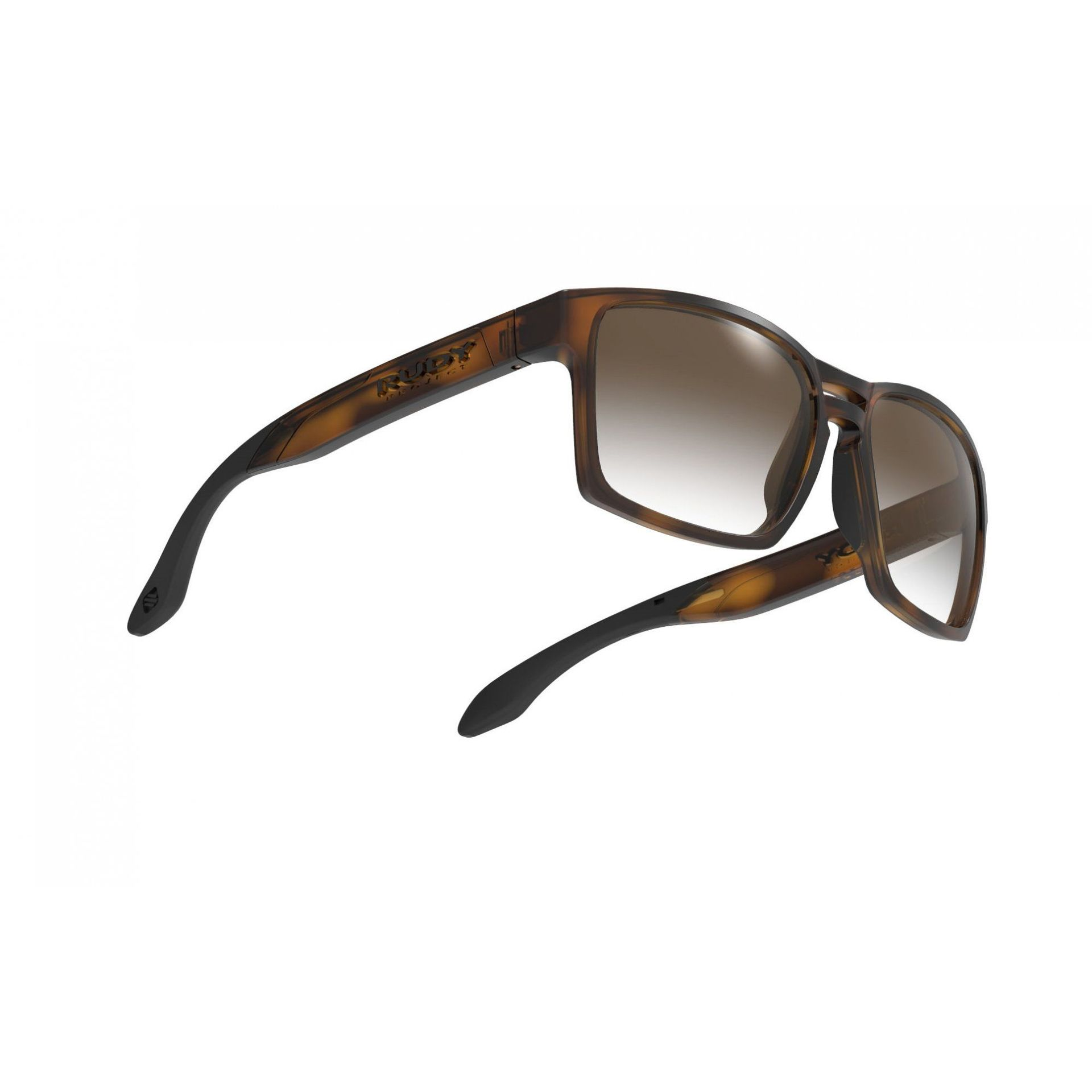 OKULARY RUDY PROJECT SPINAIR 57 DEMI TURTLE + BROWN DEG SP573650 3