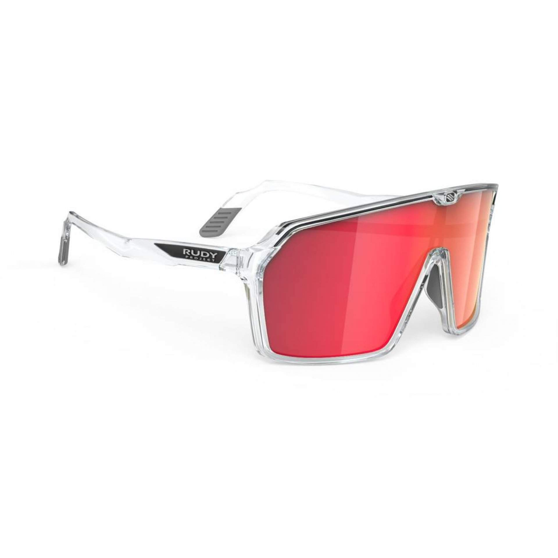 OKULARY RUDY PROJECT SPINSHIELD CRYSTAL GLOSS MULTILASER RED 1