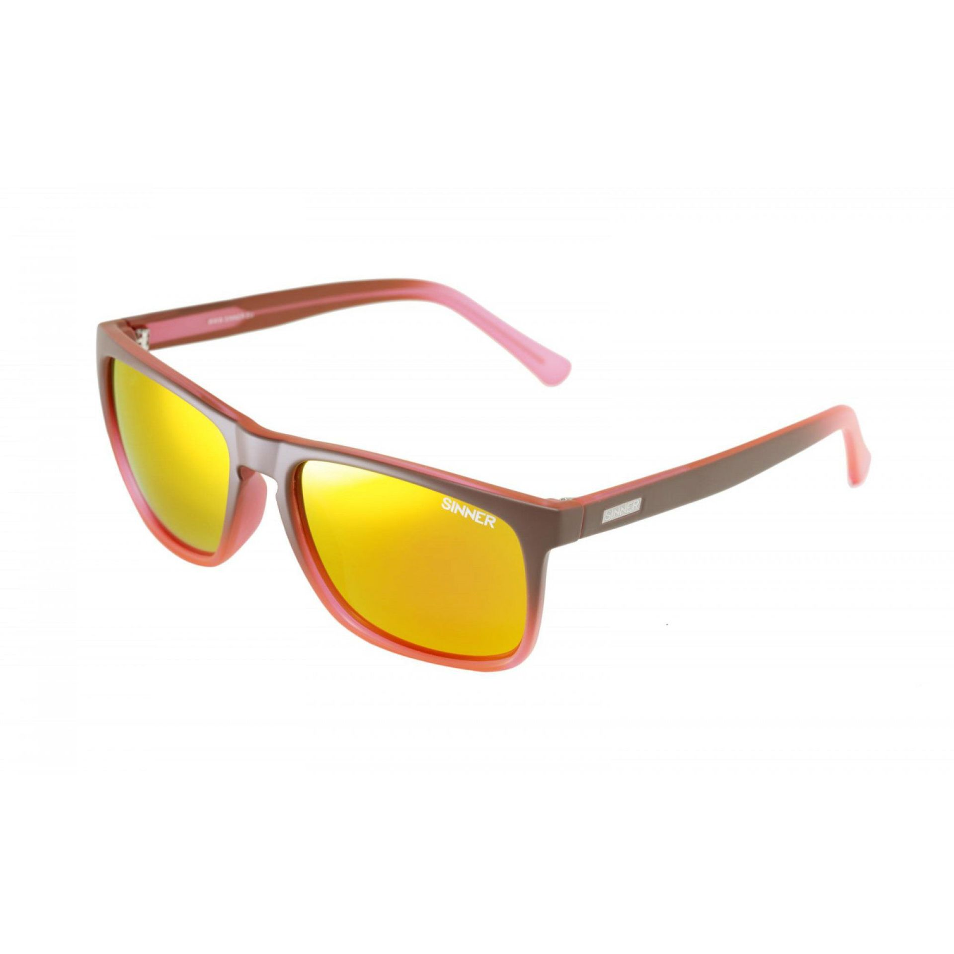 OKULARY SINNER OAK CX BROWN 1