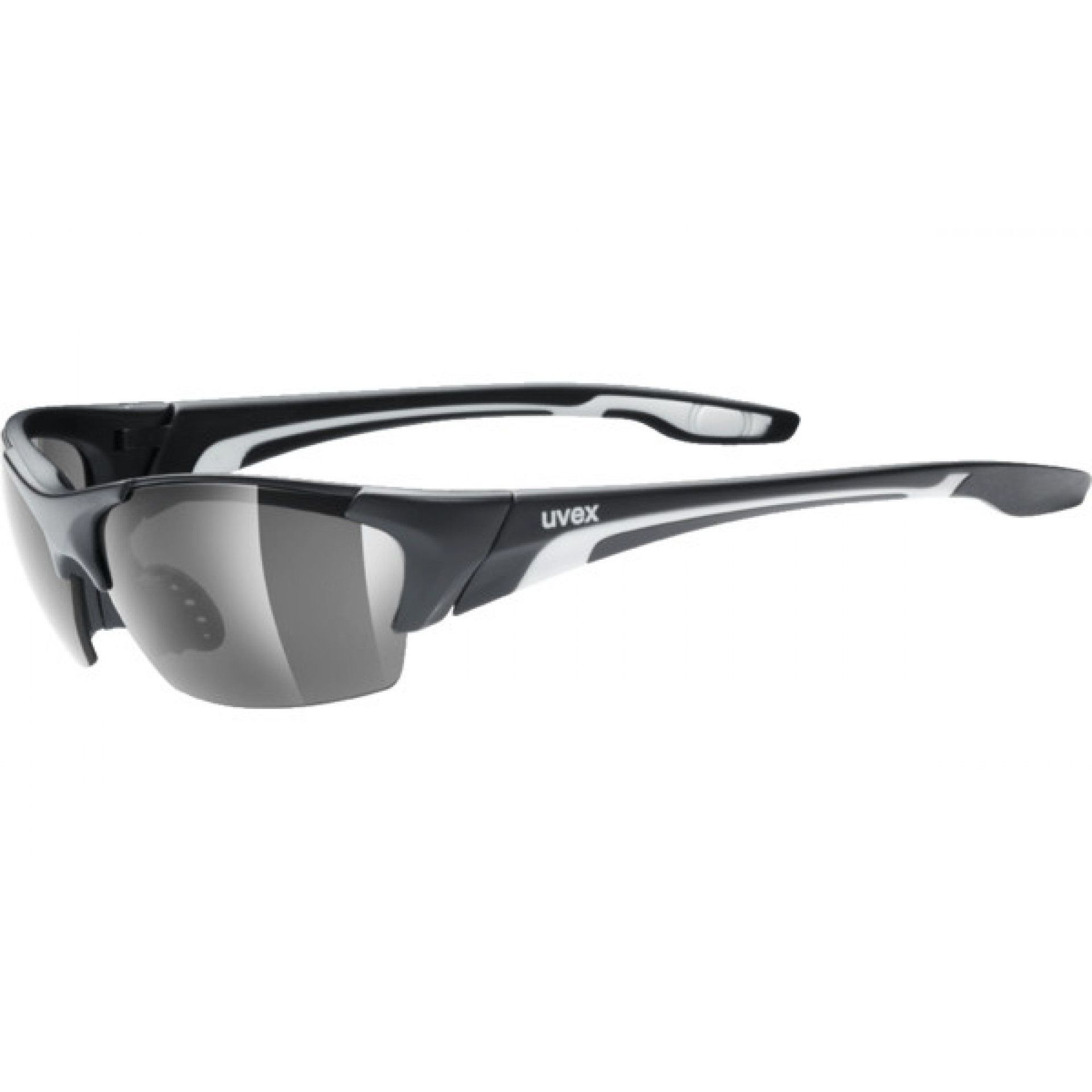OKULARY UVEX BLAZE III 604|2210 BLACK MAT