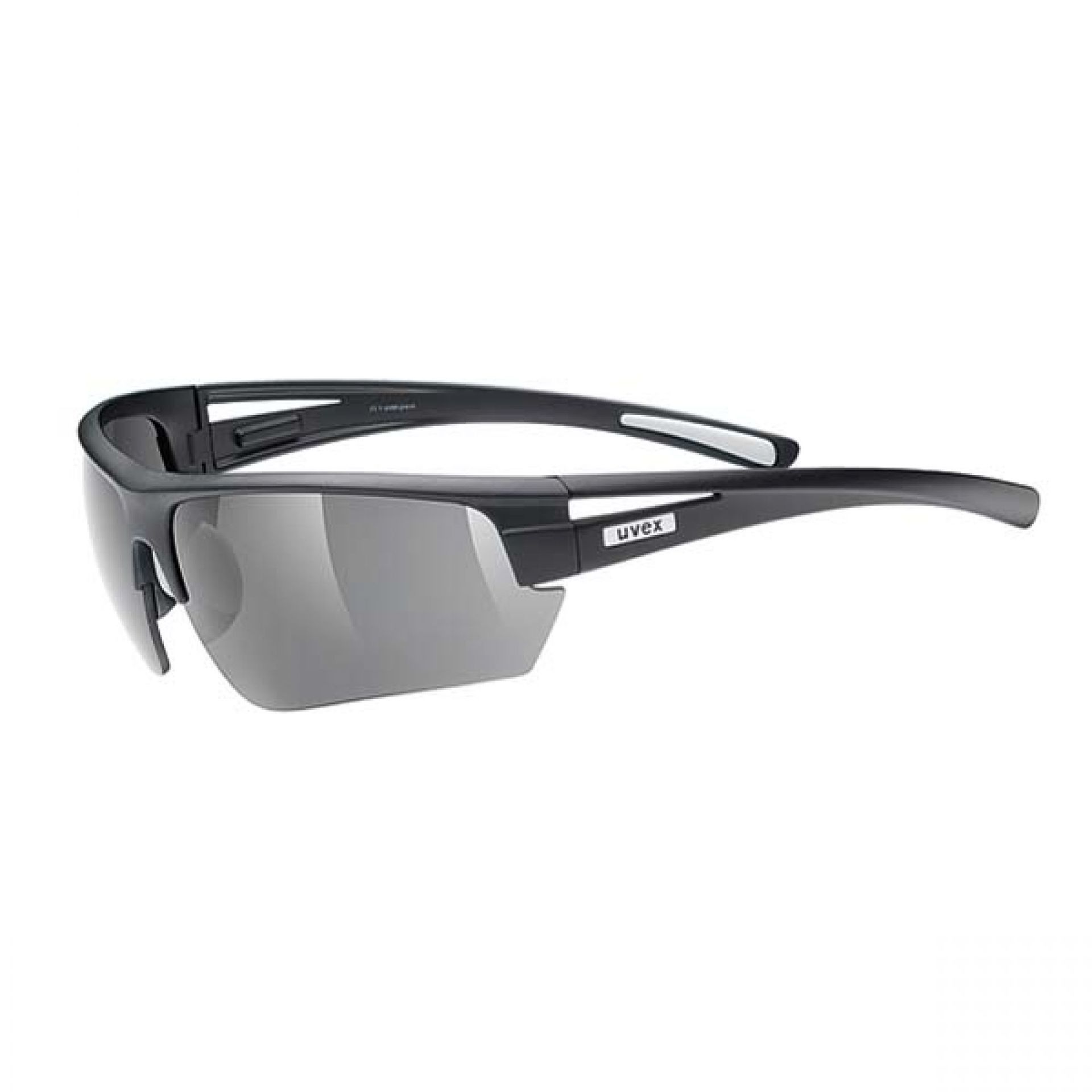Okulary Uvex Gravic czarny