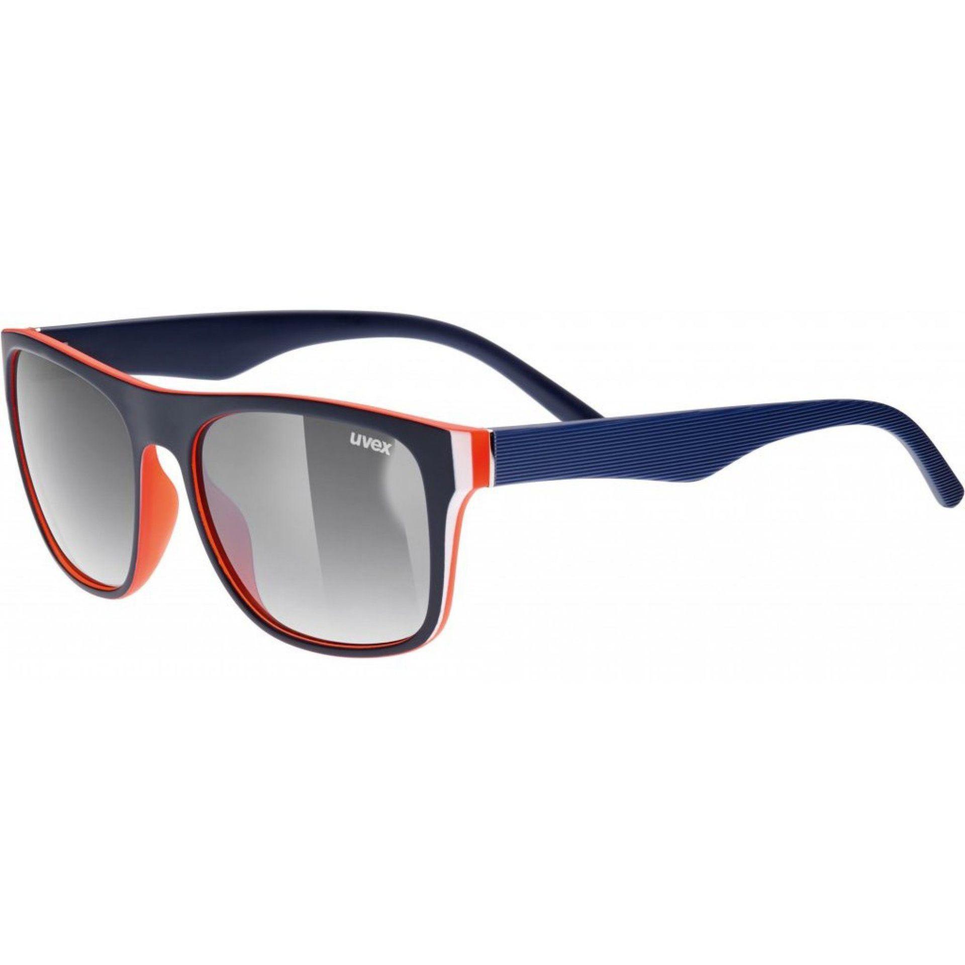 OKULARY UVEX LGL 26 BLUE RED