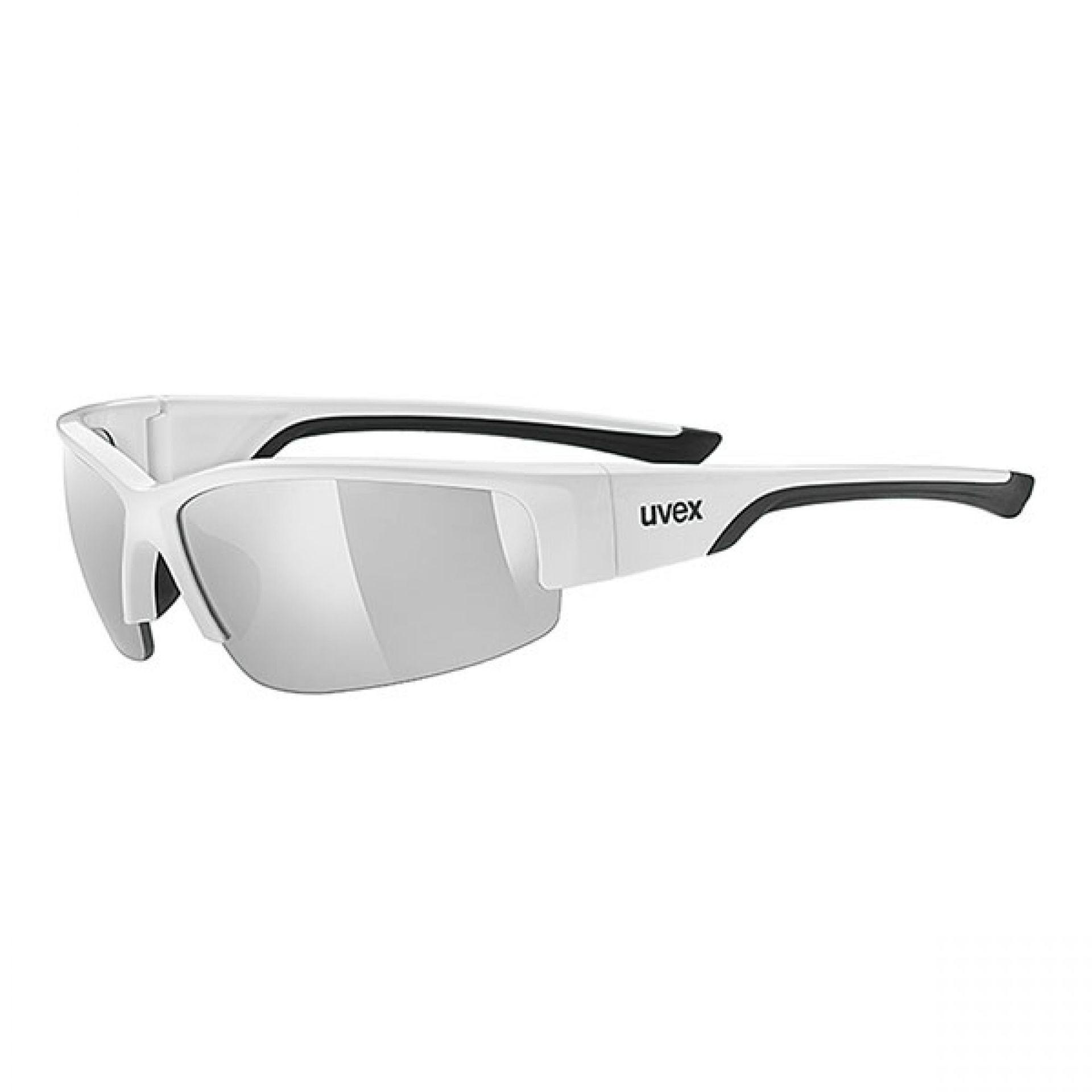Okulary Uvex Sportstyle 215 biały czarny