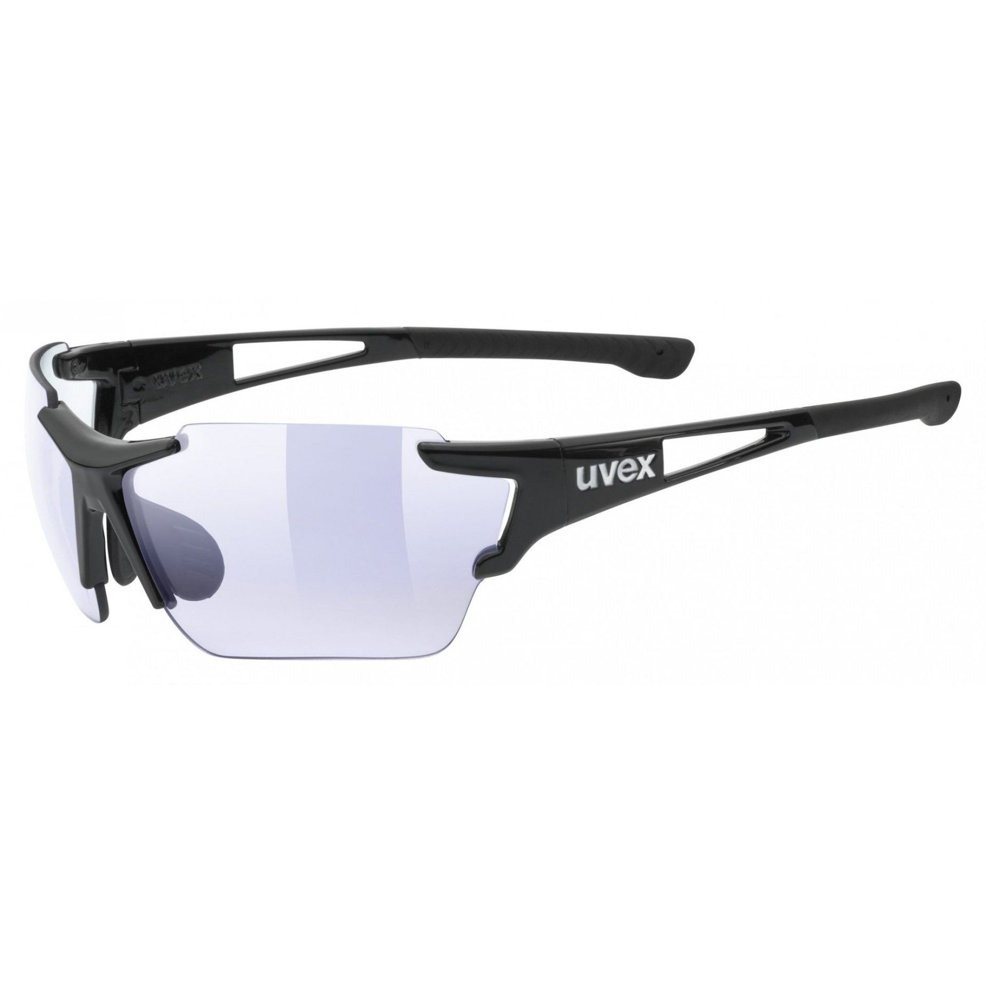 OKULARY UVEX SPORTSTYLE 803 RACE VM 2017 BLACK