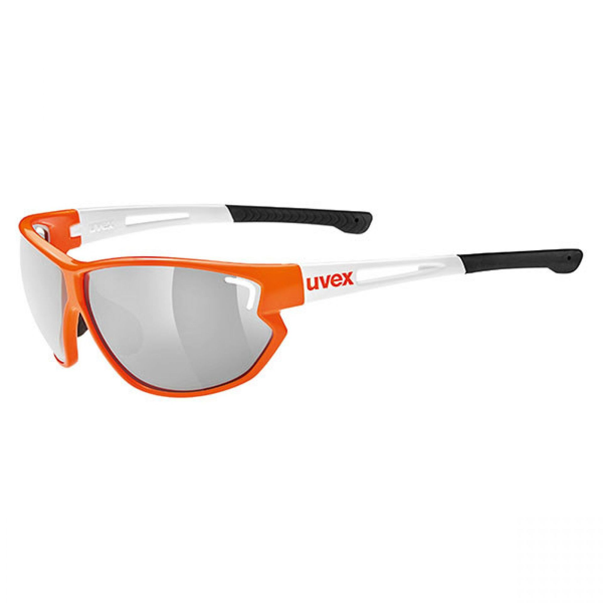 OKULARY UVEX  SPORTSTYLE 810 VM ORANGE WHITE