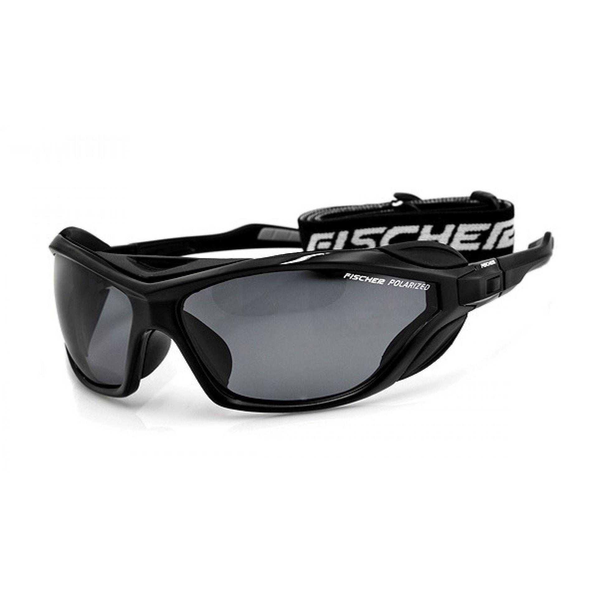 Okulaty Fischer FS19  czarny