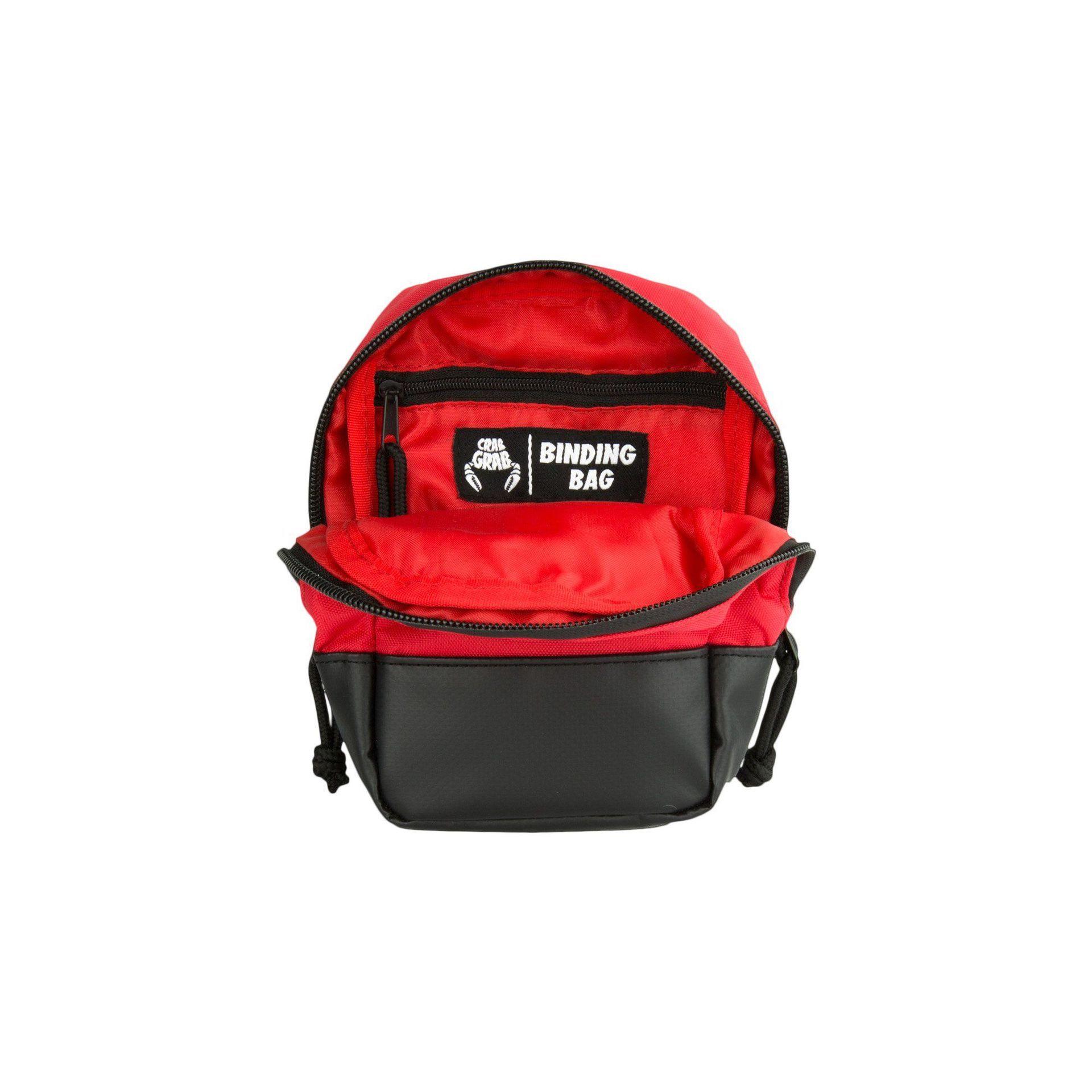 PLECACZEK DO WIĄZAŃ CRAB GRAB BINDING BAG RED 3