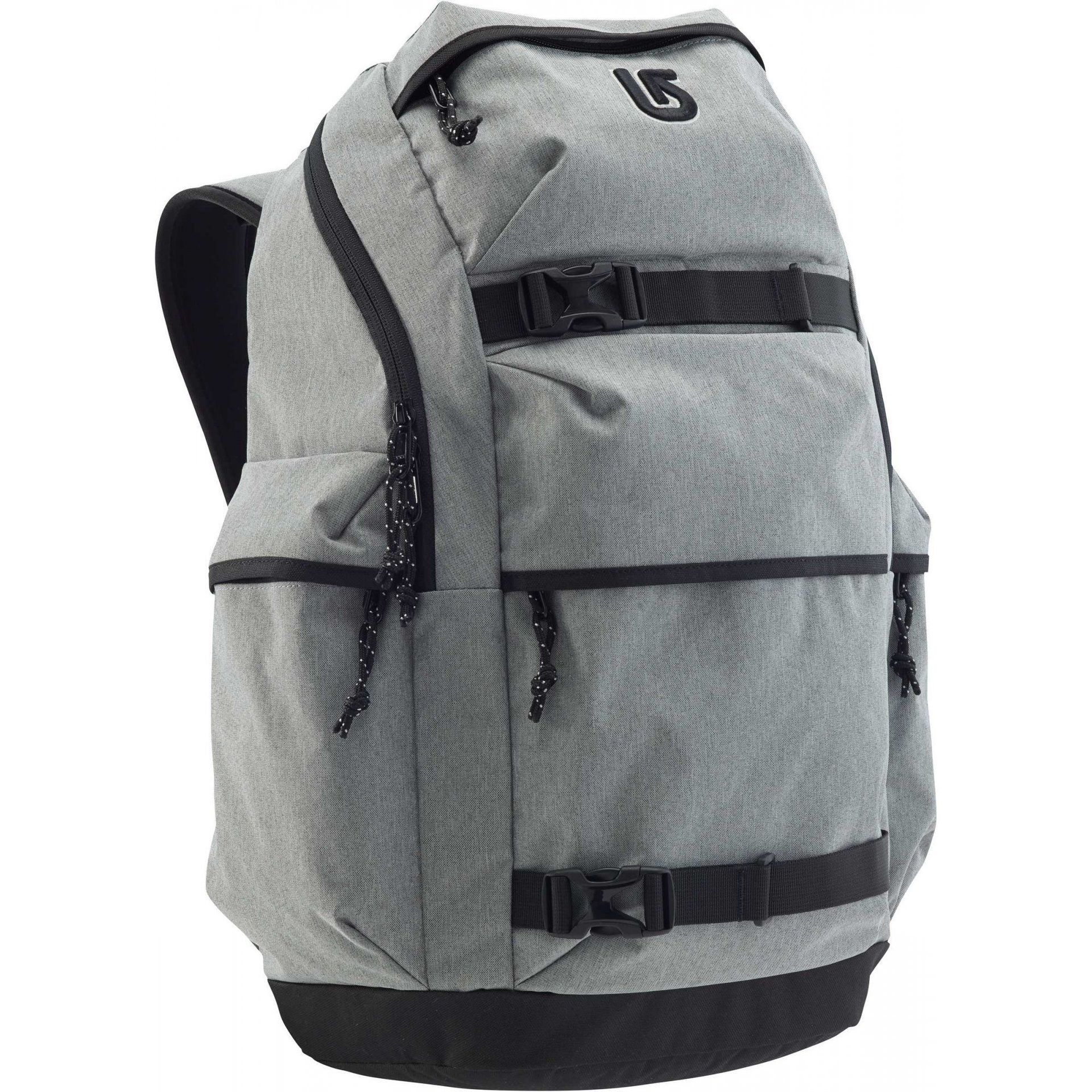 PLECAK BURTON KILO PACK GREY HEATHER