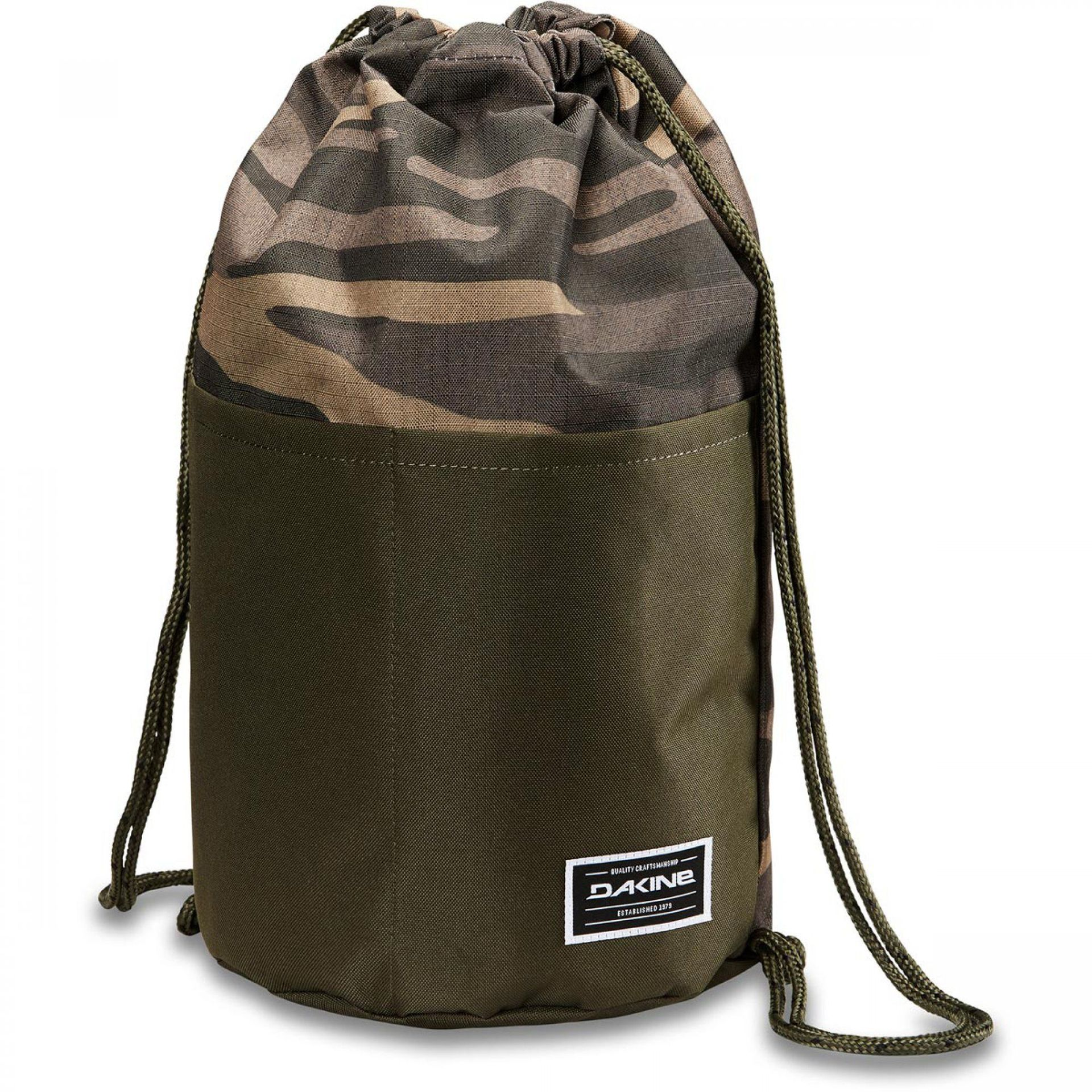 PLECAK DAKINE CINCH PACK 17L FIELD CAMO