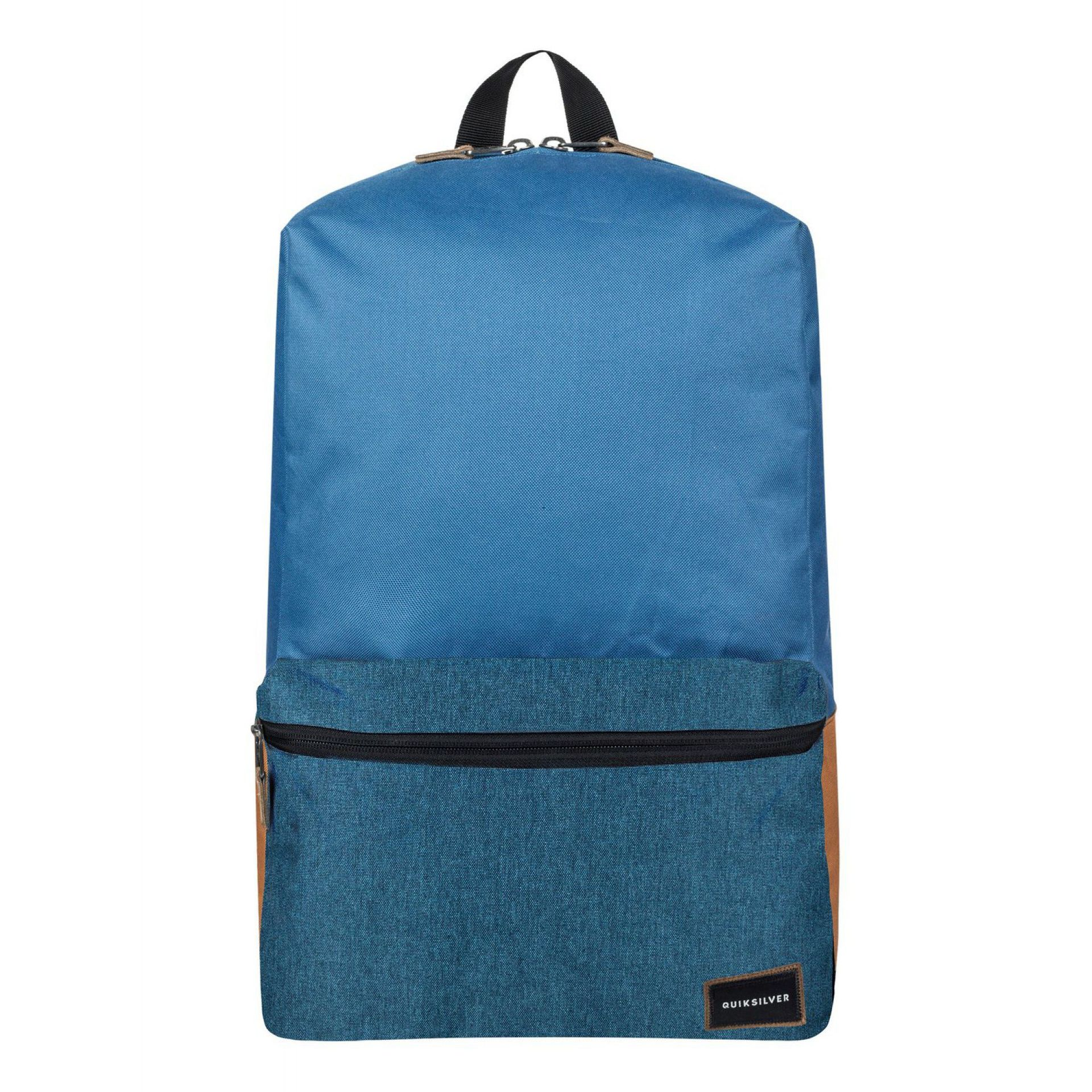 PLECAK QUIKSILVER NIGHT TRACK PLUS  BLUE NIGHTS HEATHER