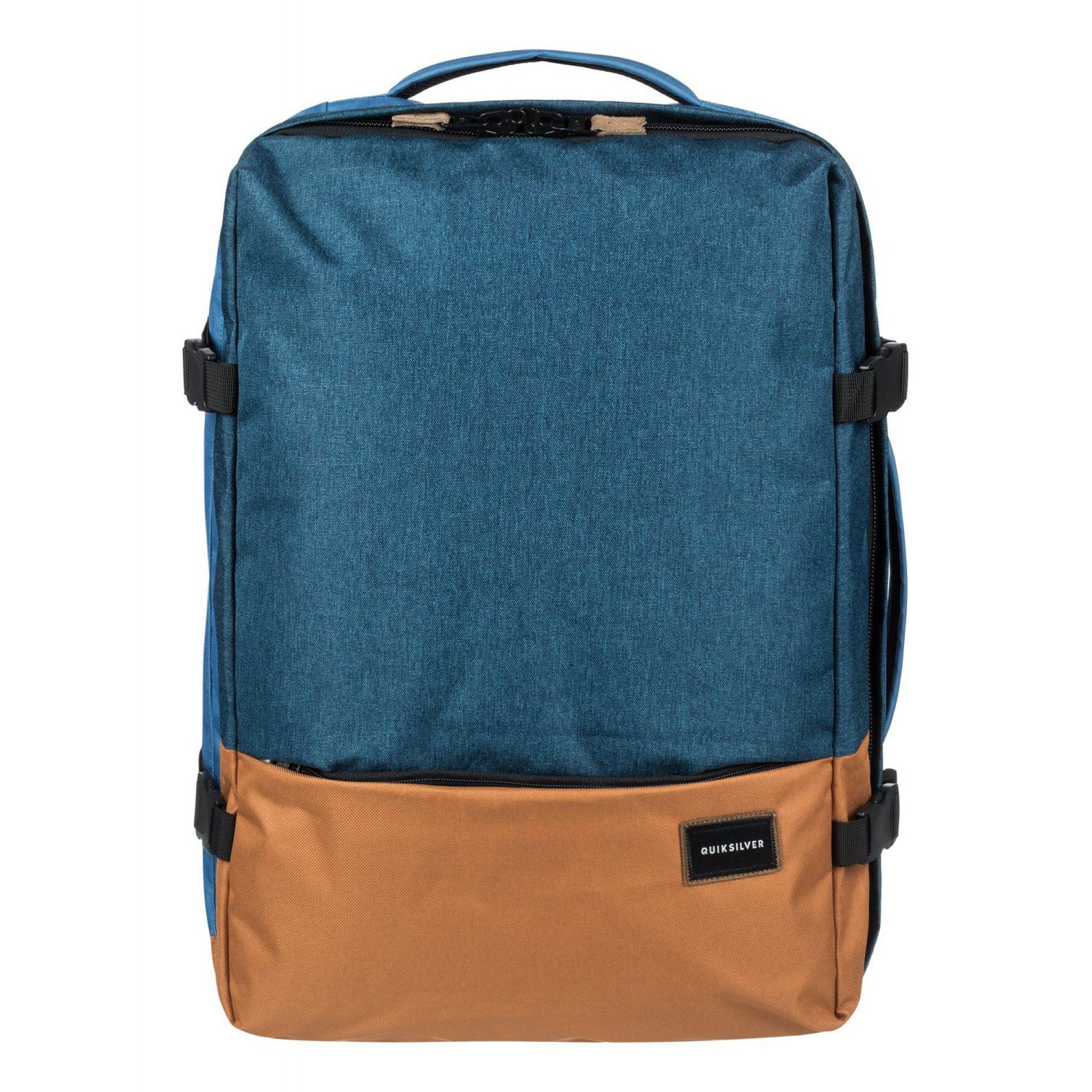 PLECAK QUIKSILVER VERSATYL BLUE NIGHTS HEATHER