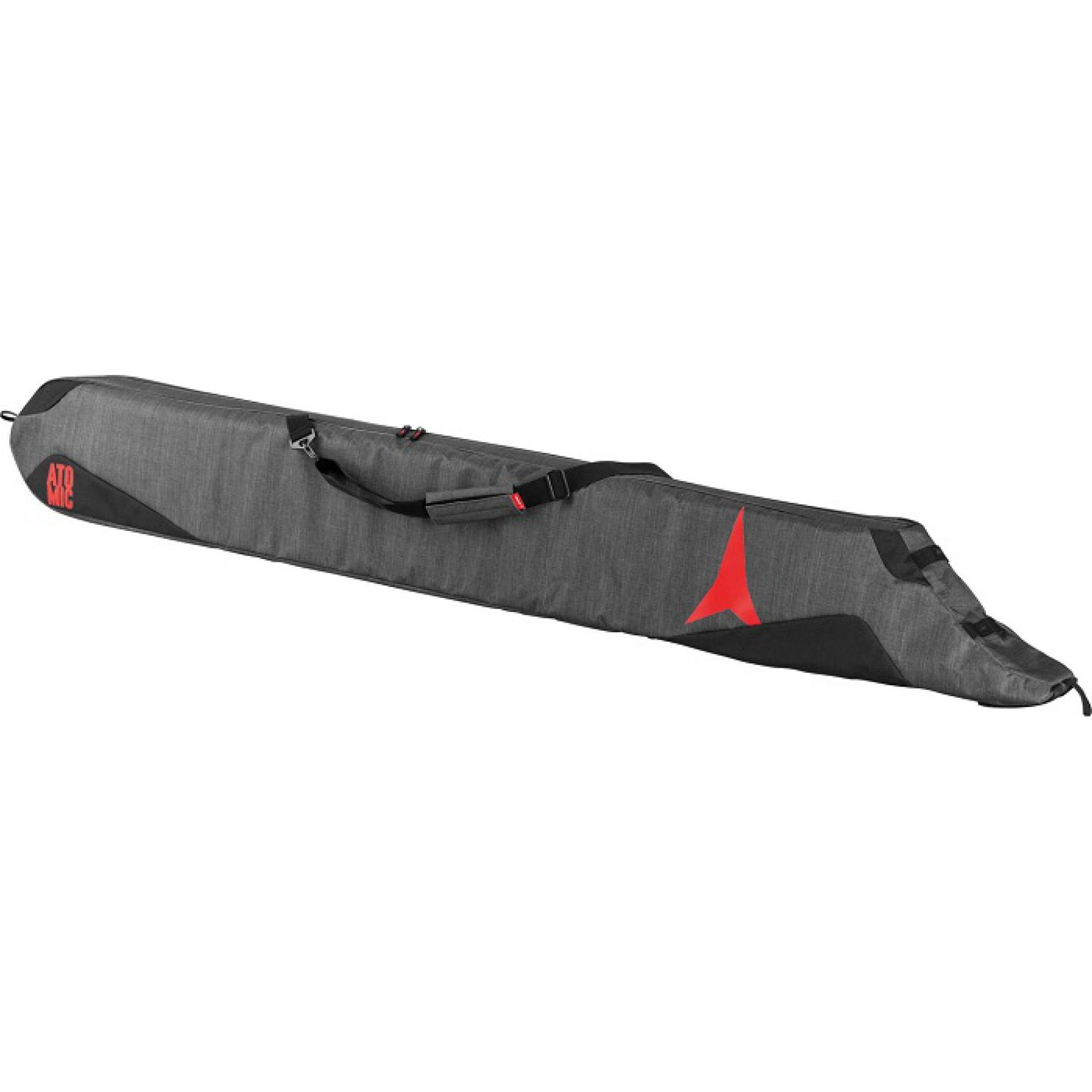 POKROWIEC NA NARTY ATOMIC AMT SINGLE SKI BAG PADDED SZARY