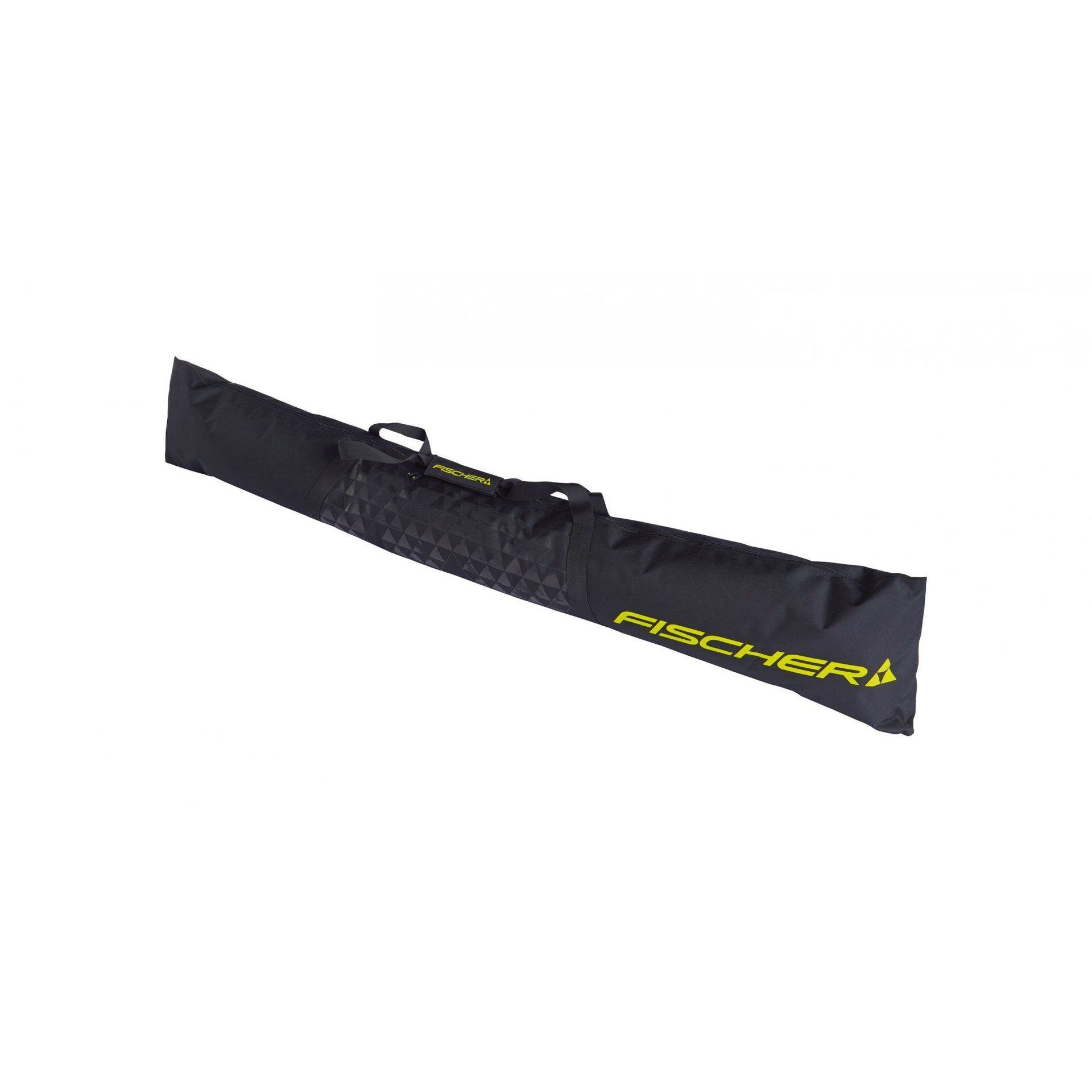 POKROWIEC NA NARTY FISCHER SKICASE 1P ALPINE ECO 160 BLACK|YELLOW Z10919