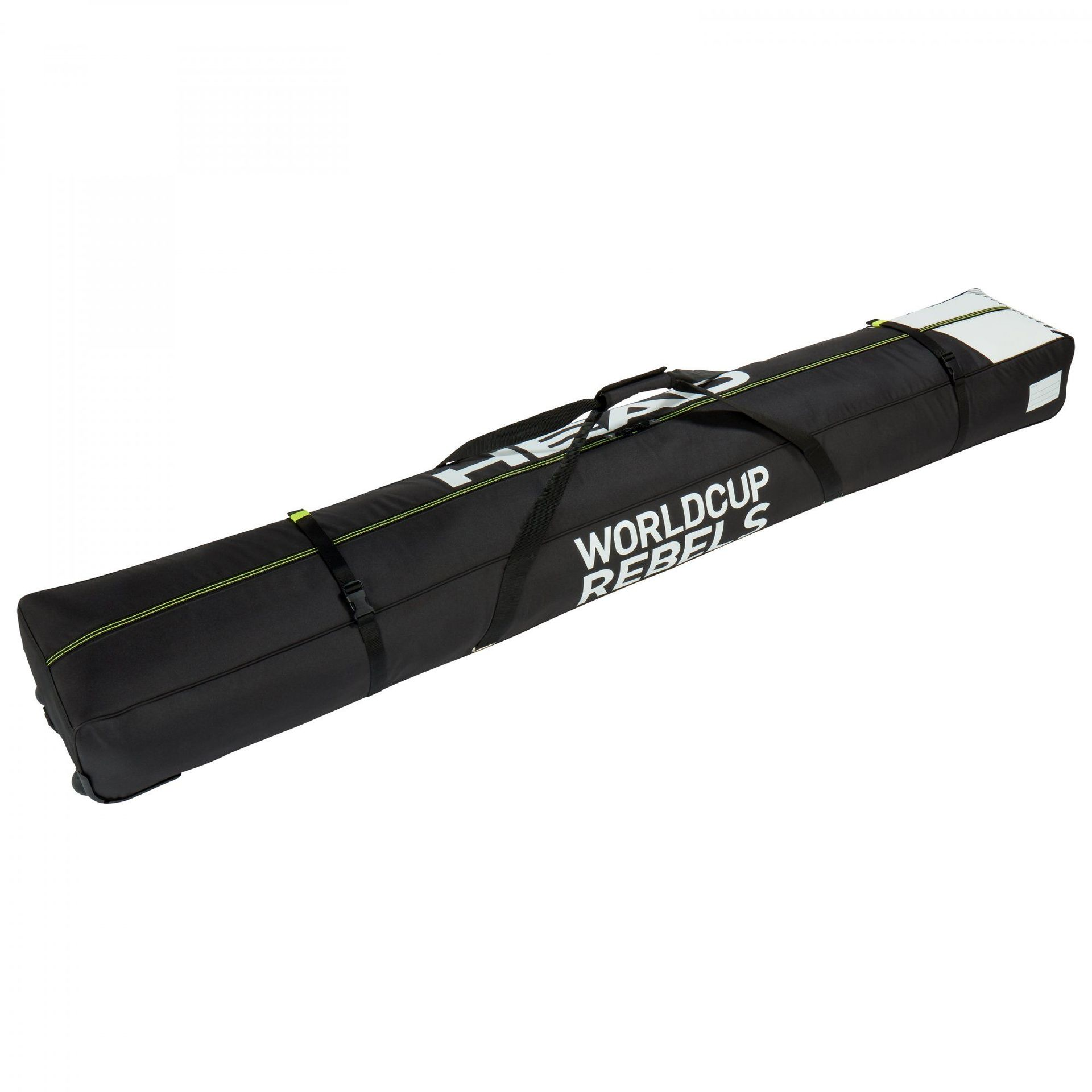 POKROWIEC NA NARTY HEAD REBELS DOUBLE SKIBAG 383029 1