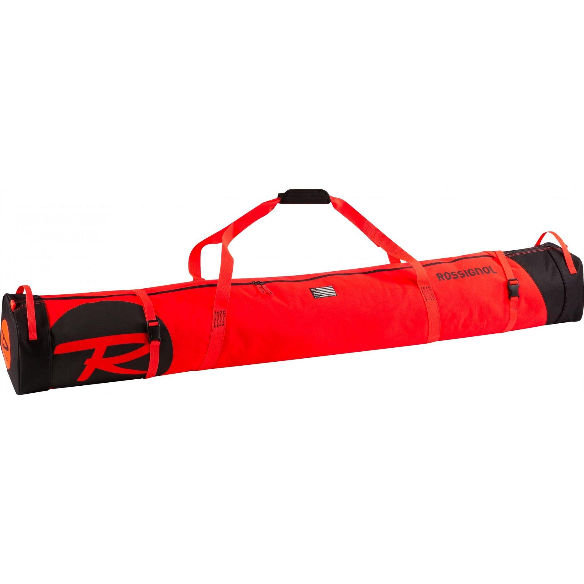 POKROWIEC NA NARTY ROSSIGNOL HERO JR SKI BAG 170 CM RED 1