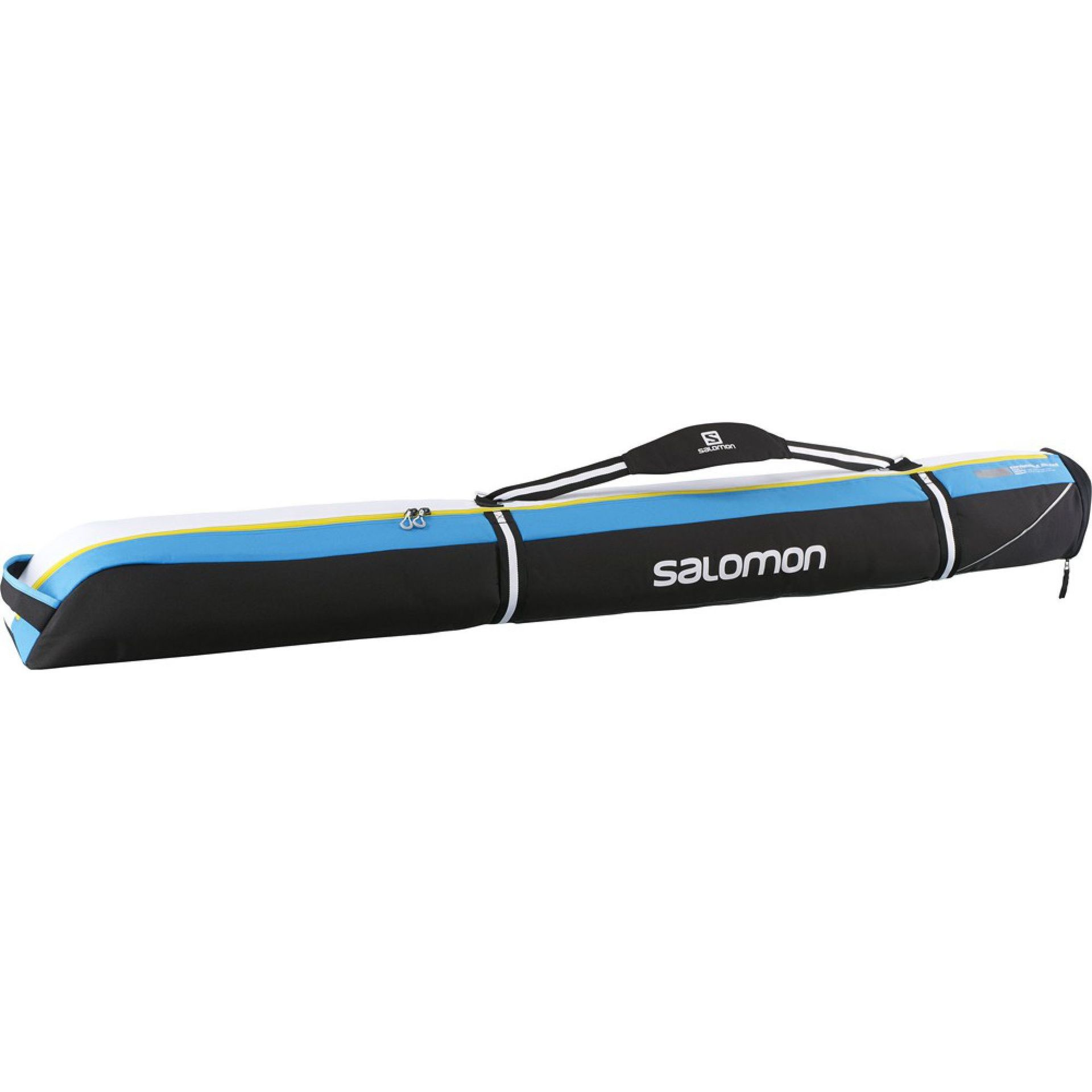 POKROWIEC NA NARTY SALOMON EXTEND 1 PAIR 165 20 PADDED SKIBAG BLACK BLUE