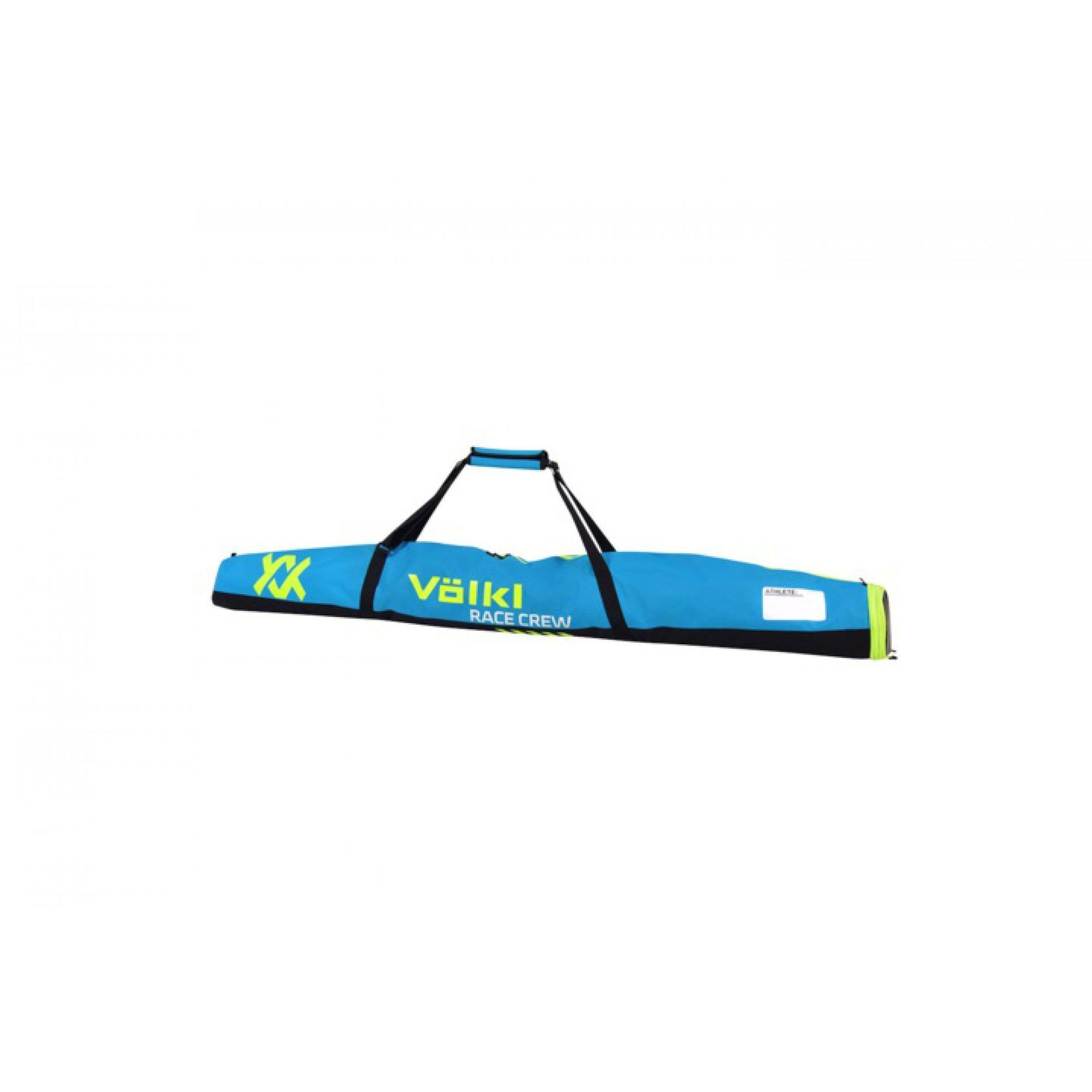 POKROWIEC NA NARTY VOLKL RACE SINGLE SKI BAG 165 CYAN BLUE
