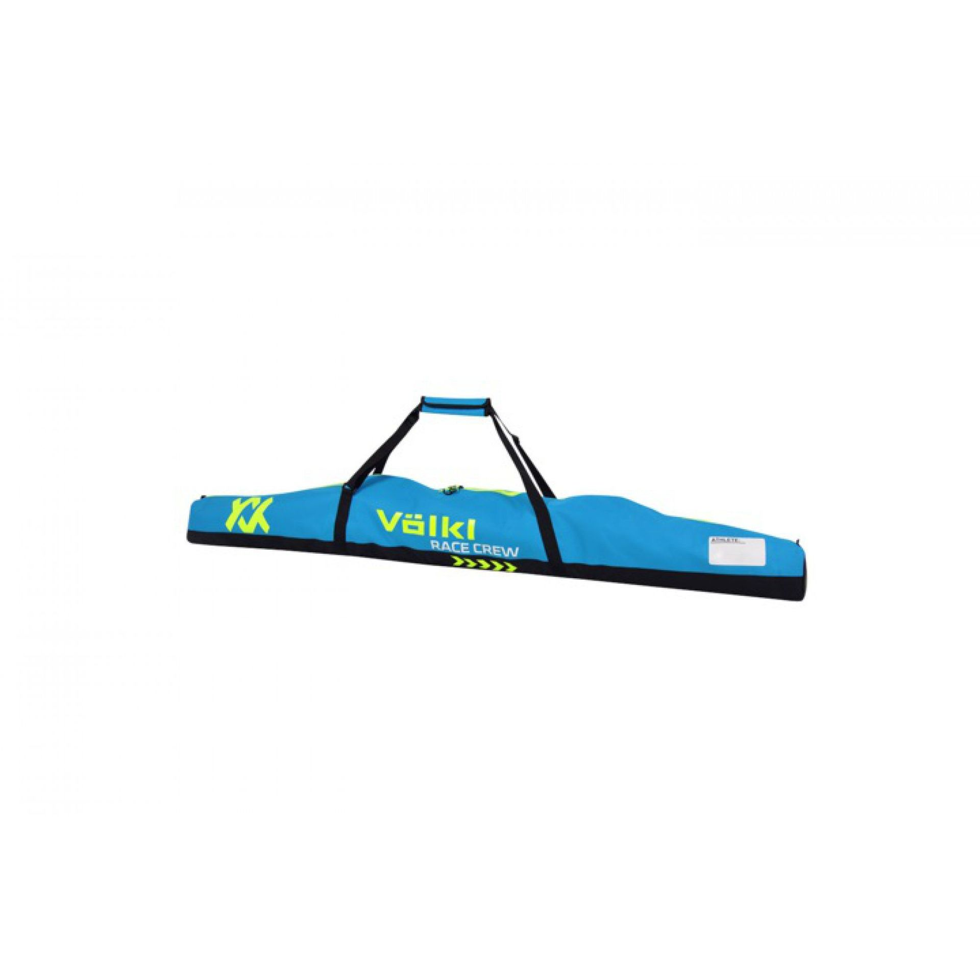POKROWIEC NA NARTY VOLKL RACE SINGLE SKI BAG 175 CYAN BLUE