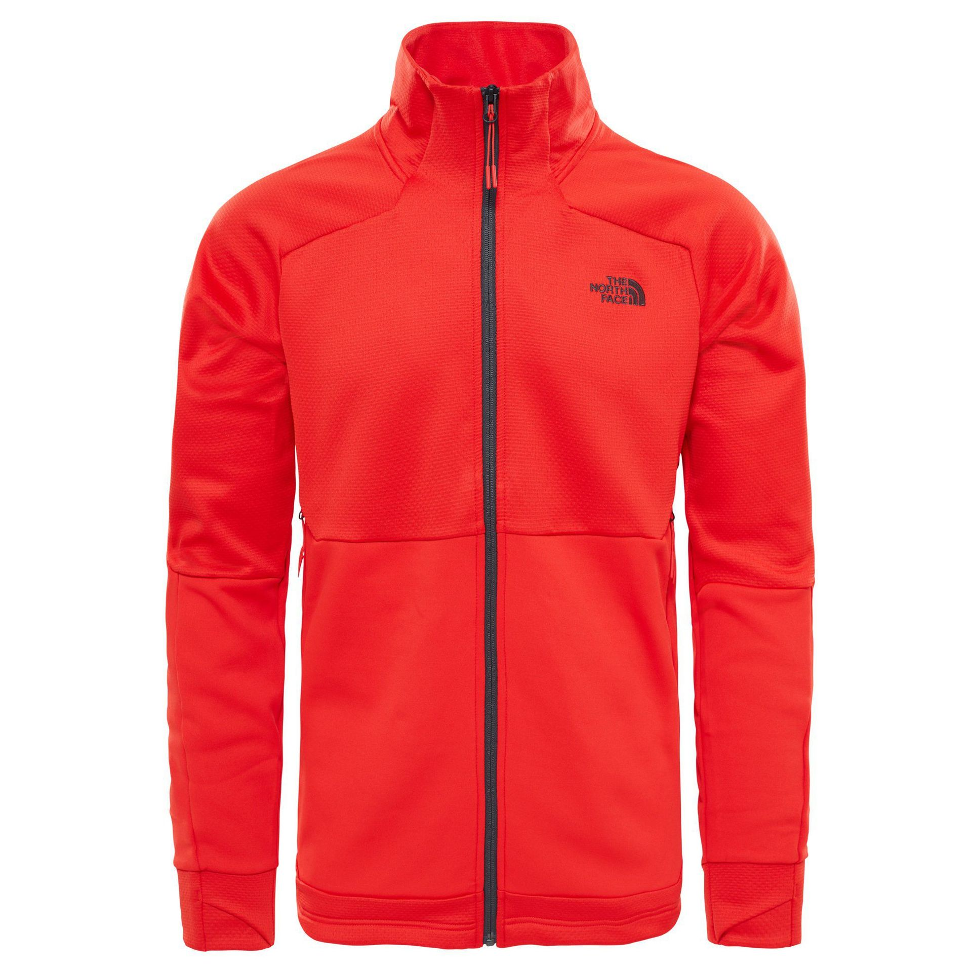 POLAR THE NORTH FACE CRODA ROSSA CENTENNIAL RED 1