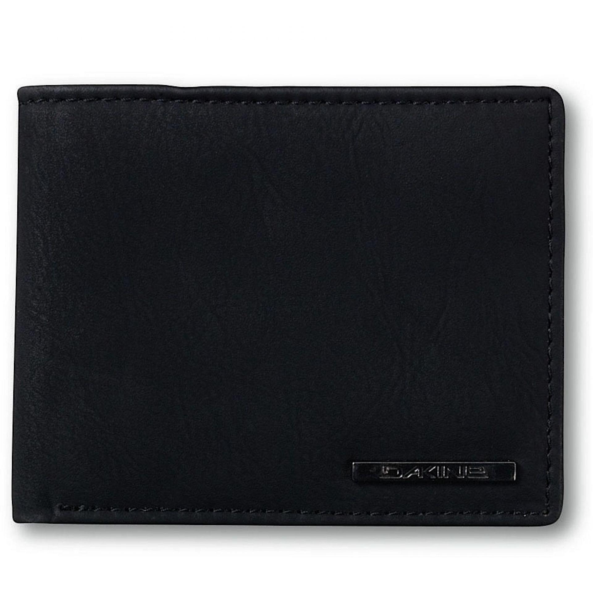Portfel Dakine Agent Wallet black