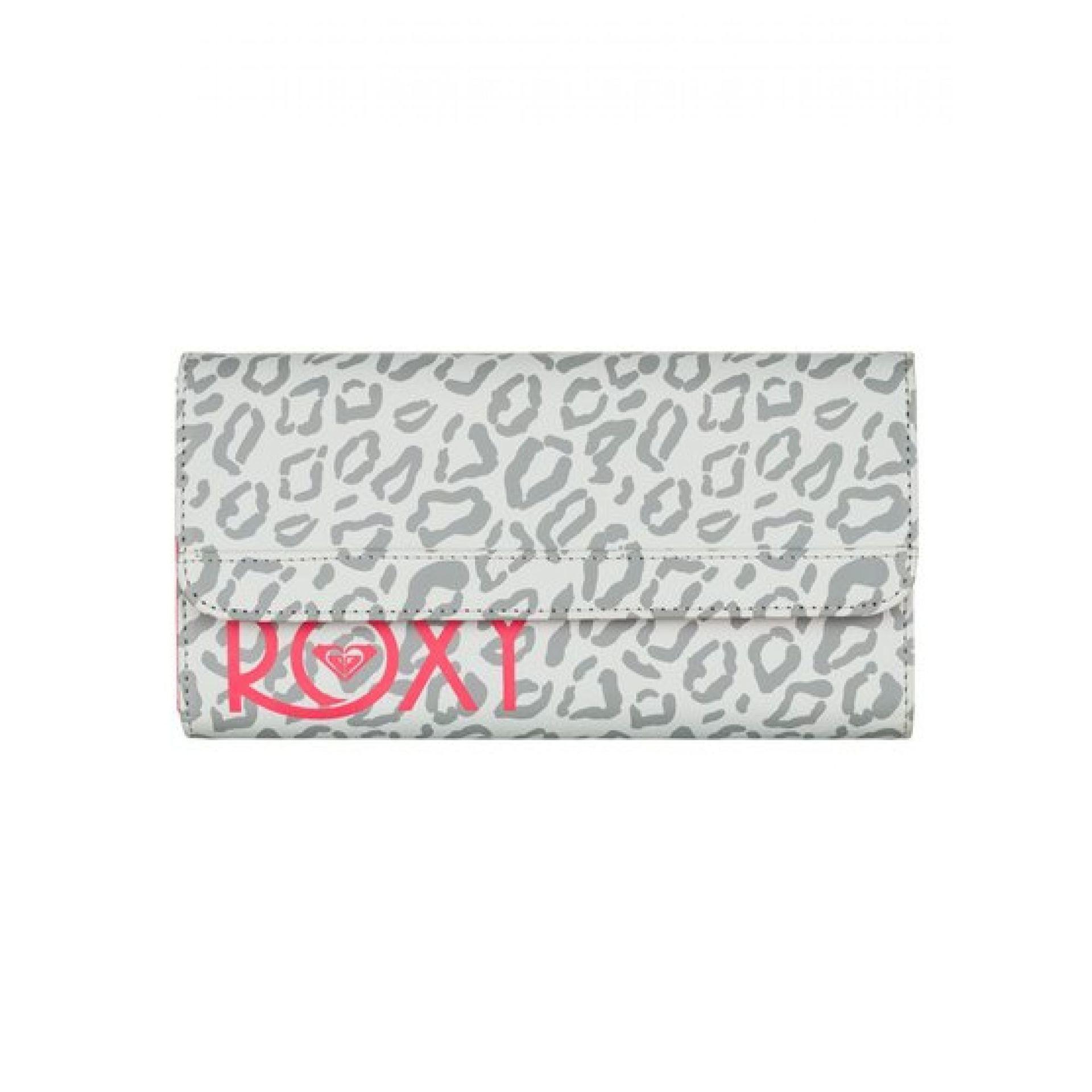 Portfel Roxy Chic Check szary