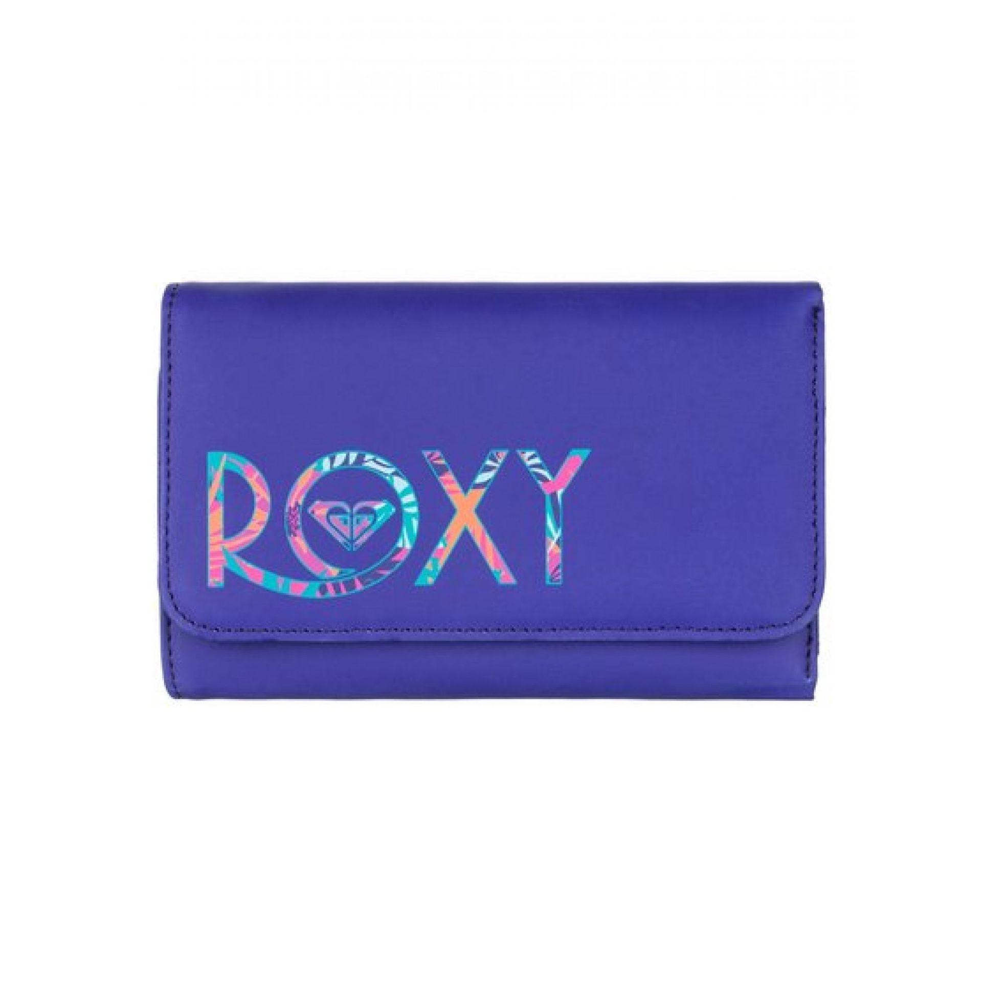 Portfel Roxy Shui niebieski