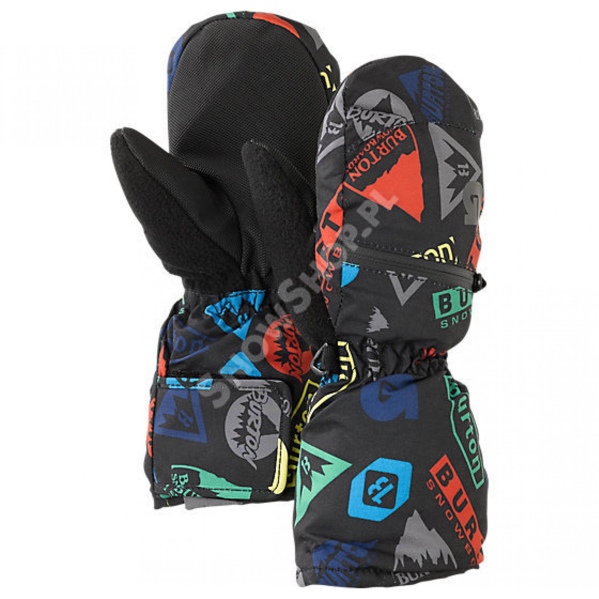 Rękawice Burton Minishred Heaterpack