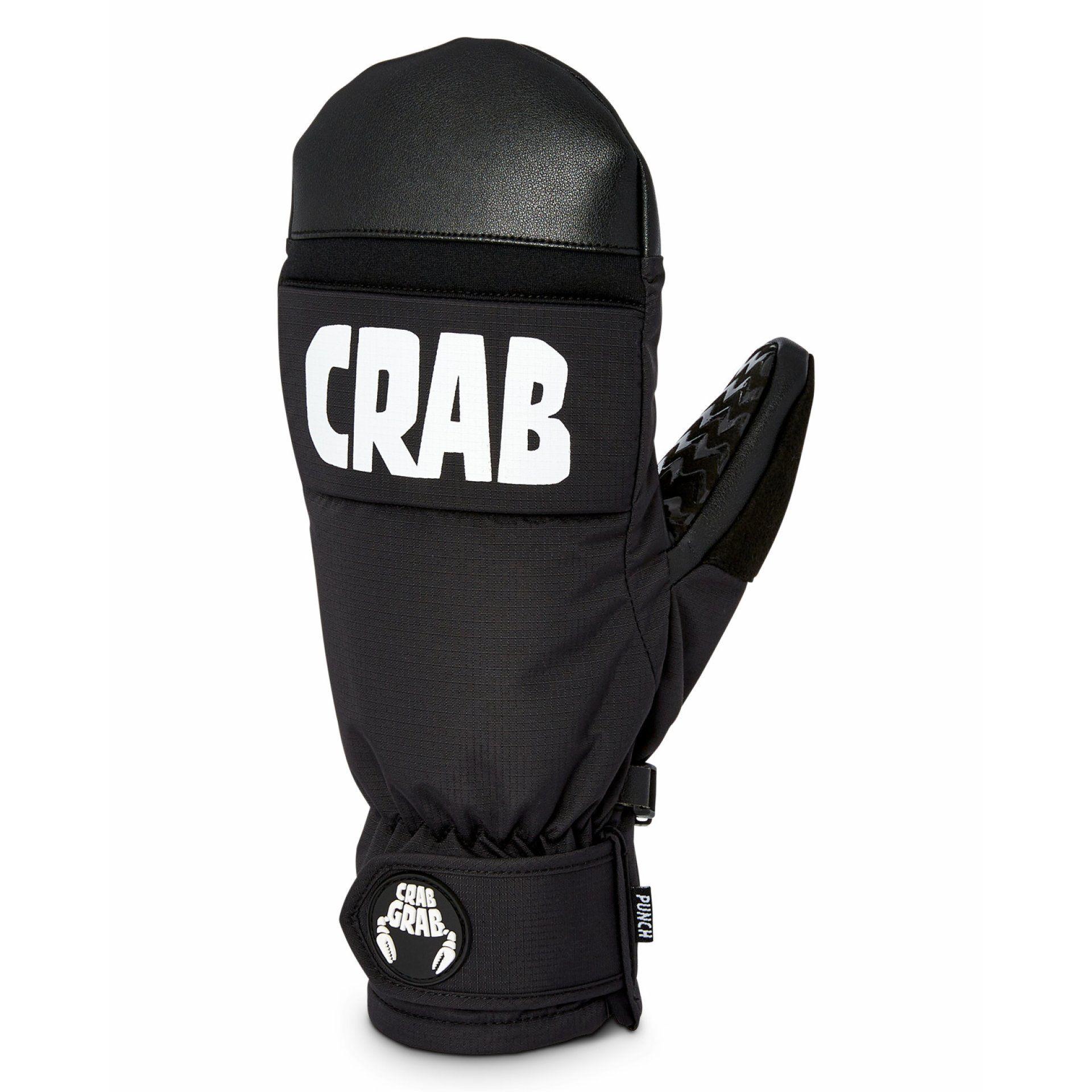 RĘKAWICE CRAB GRAB PUNCH MITT BLACK
