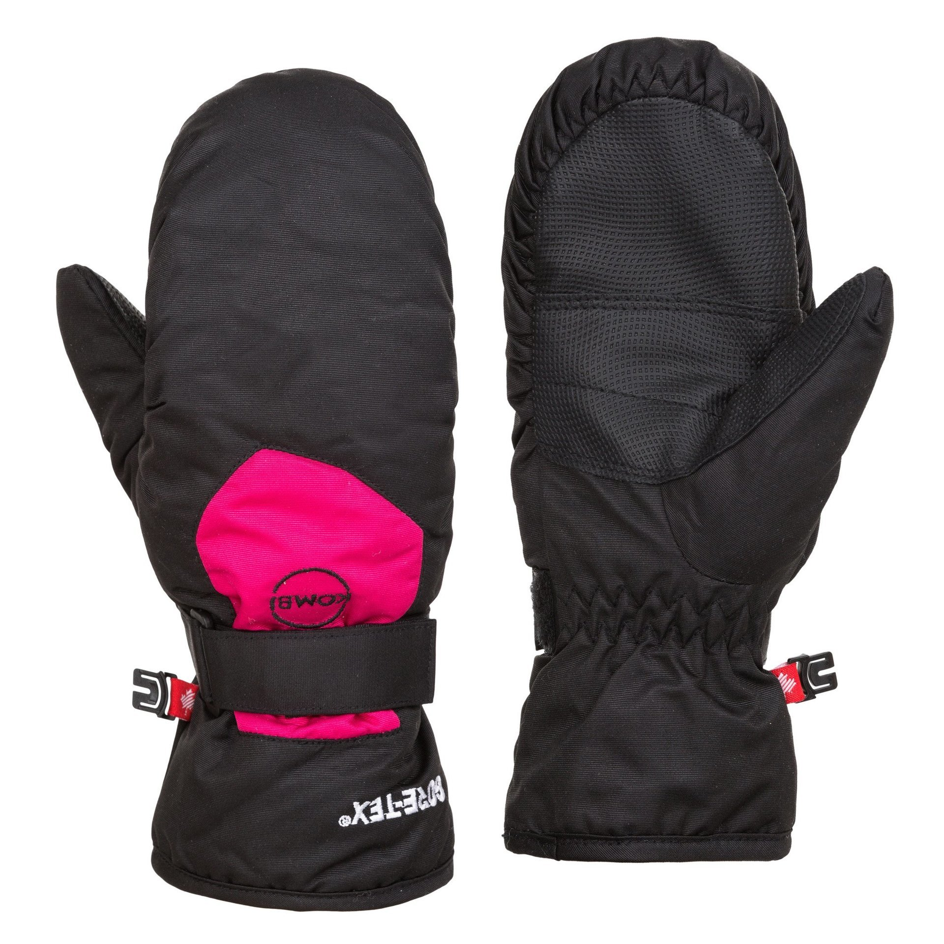 RĘKAWICE KOMBI THE RIDGE MITT BLACK|WINTERBERRY