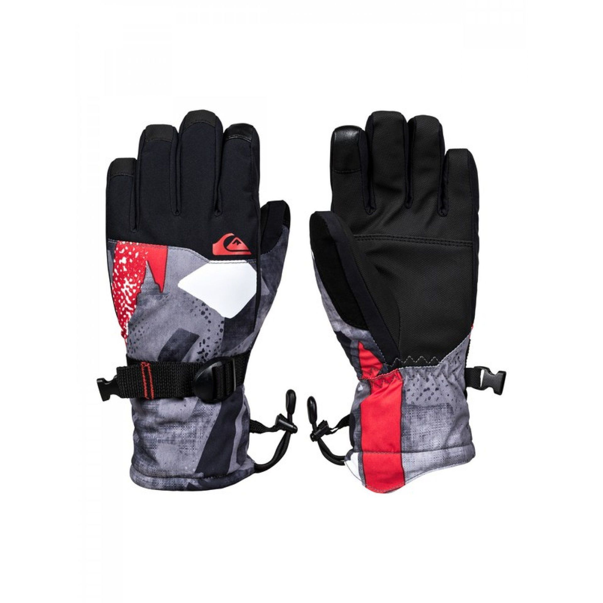 RĘKAWICE QUIKSILVER MISSION YOUTH GLOVE EQBHN03026 NZG6 1