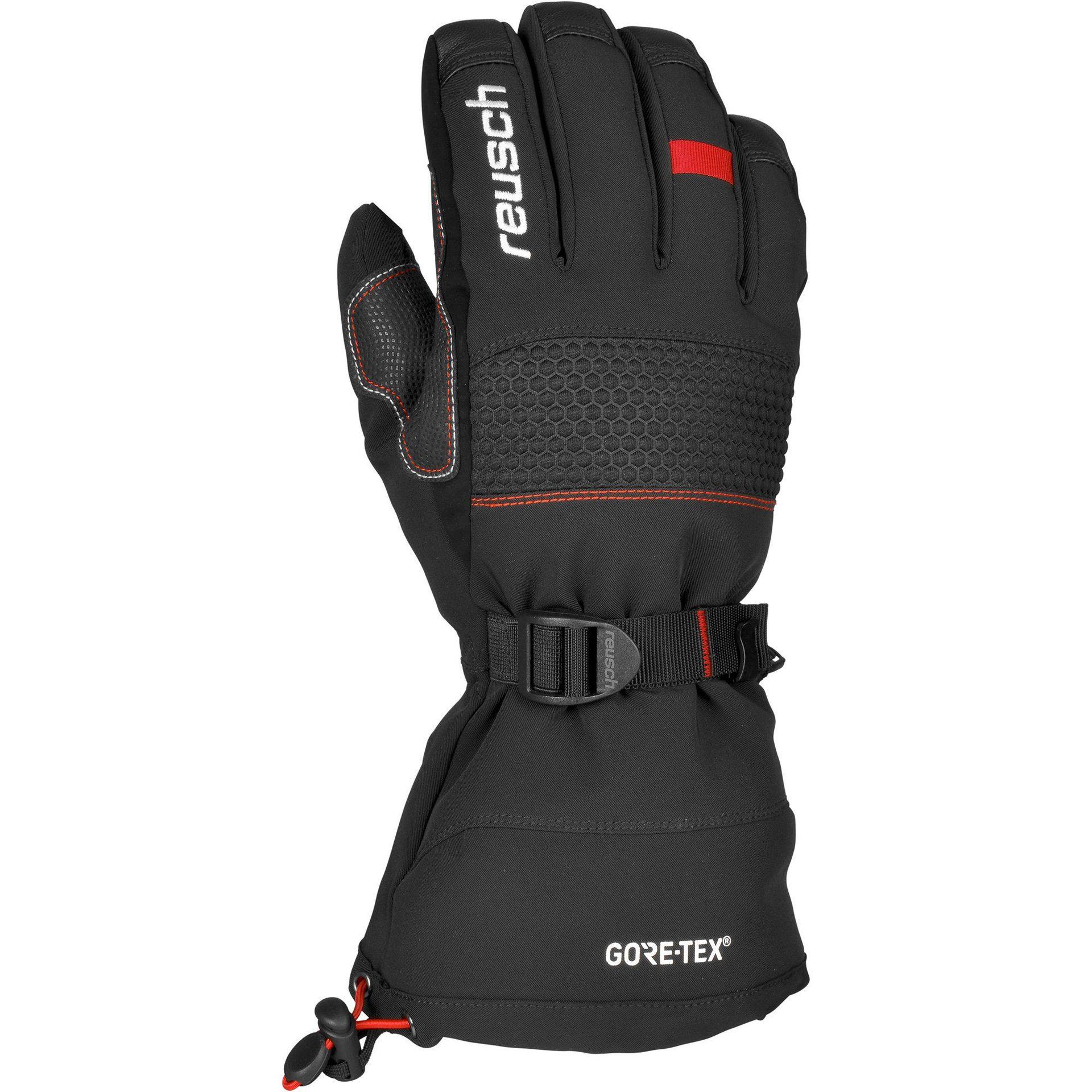 rękawice narciarskie reush