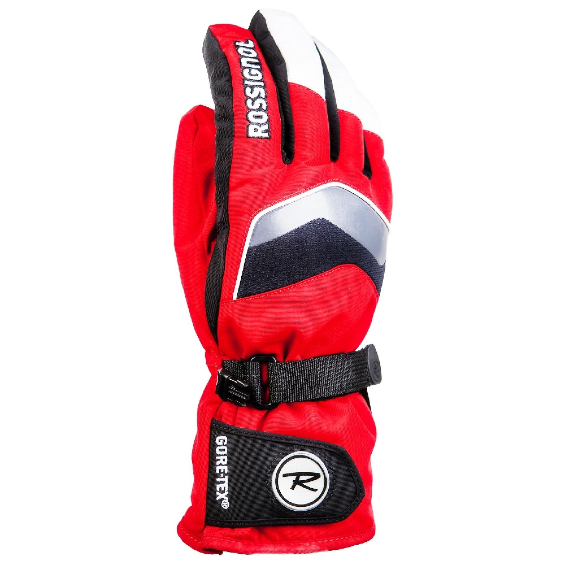 Rękawice Rossignol Ski GTX czerwony