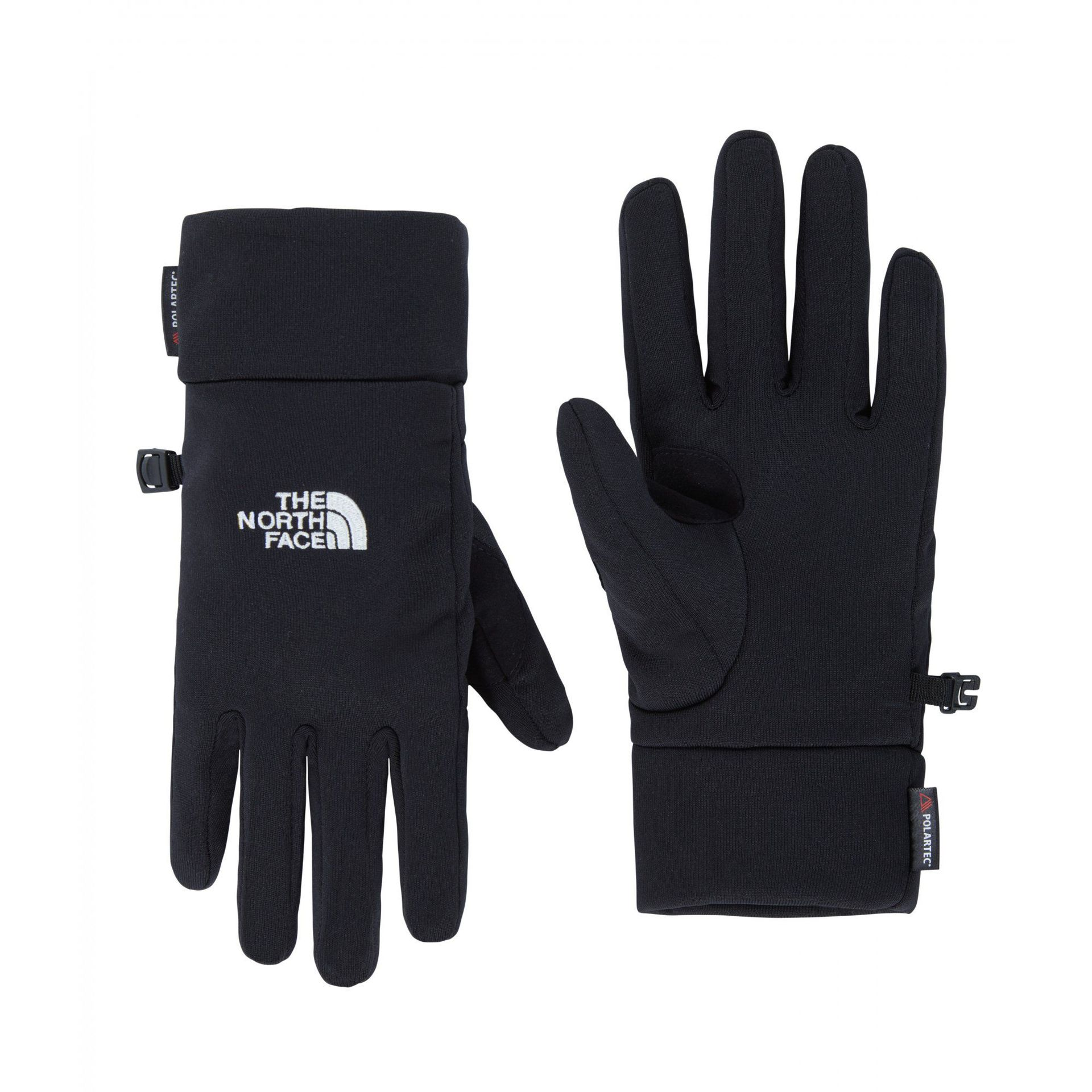 RĘKAWICE THE NORTH FACE POWERSTRETCH TNF BLACK