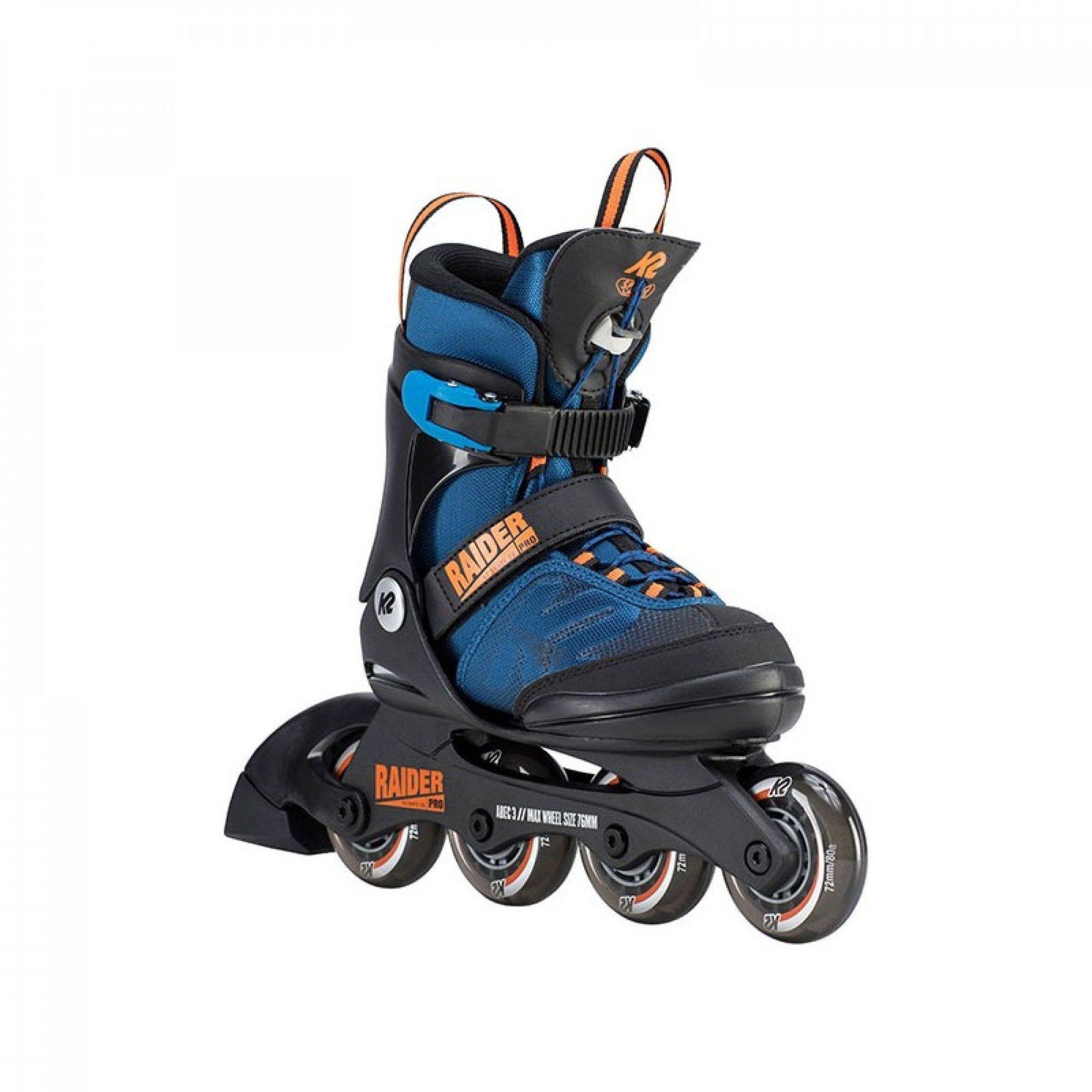 ROLKI K2 RAIDER PRO BLUE 30D0221