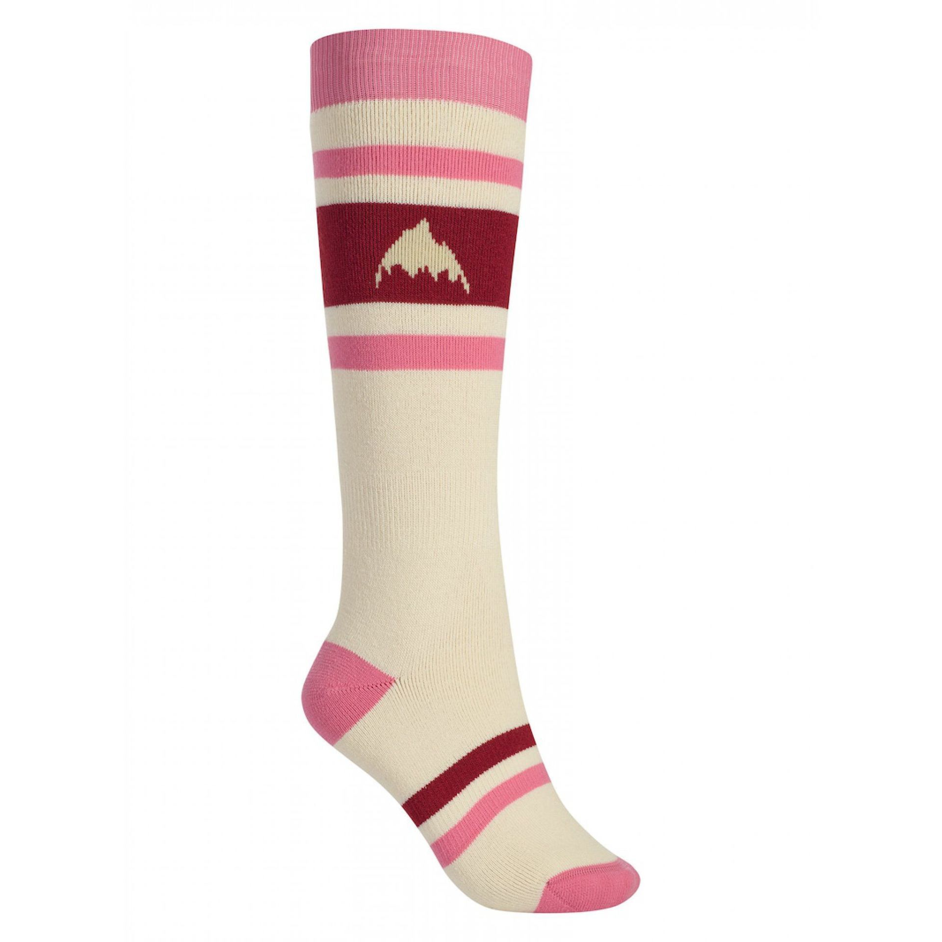 SKARPETY SNOWBOARDOWE BURTON WOMEN'S WEEKEND SOCK TWO‑PACK Canvas