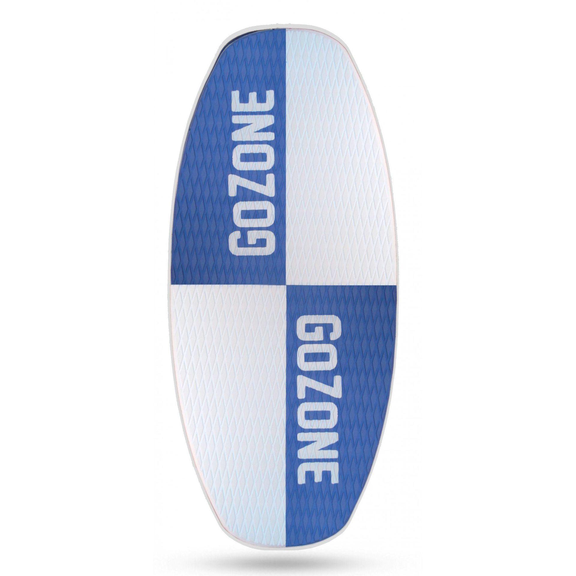 SKIMBOARD GOZONE PRO S WHITE|BLUE