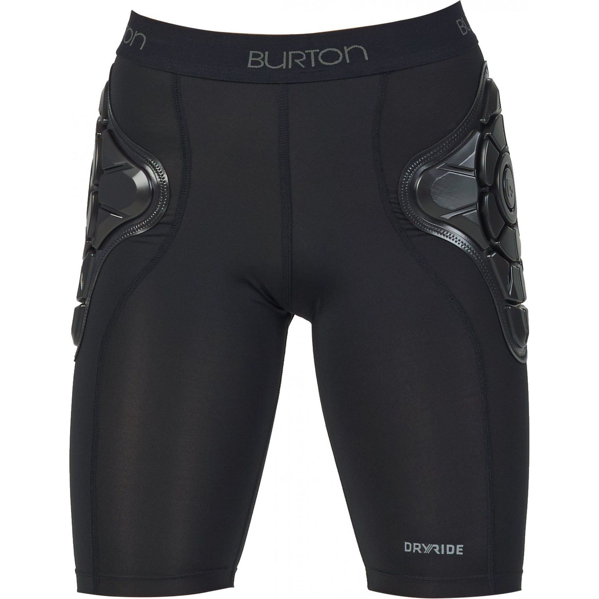 SPODENKI OCHRONNE BURTON WOMEN'S LUNA SHORT TRUE BLACK 151571-002 1