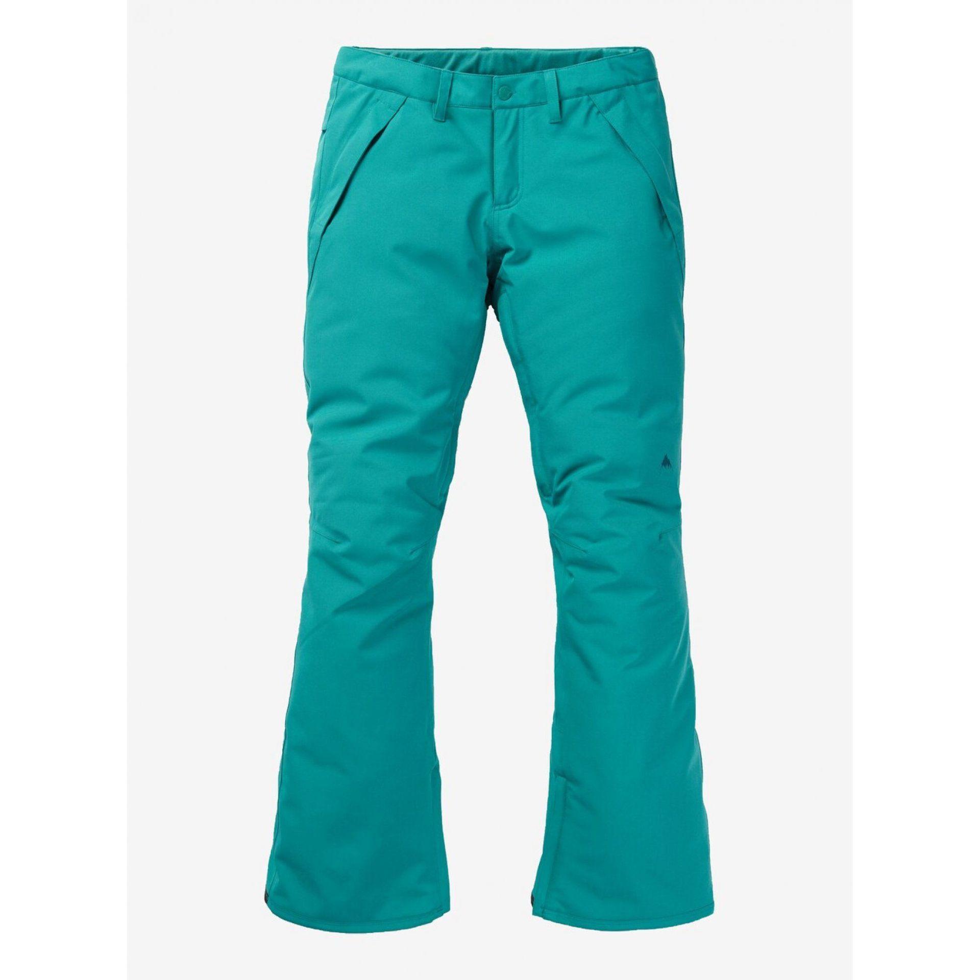 SPODNIE BURTON SOCIETY GREEN BLUE SLATE 101001 400 1