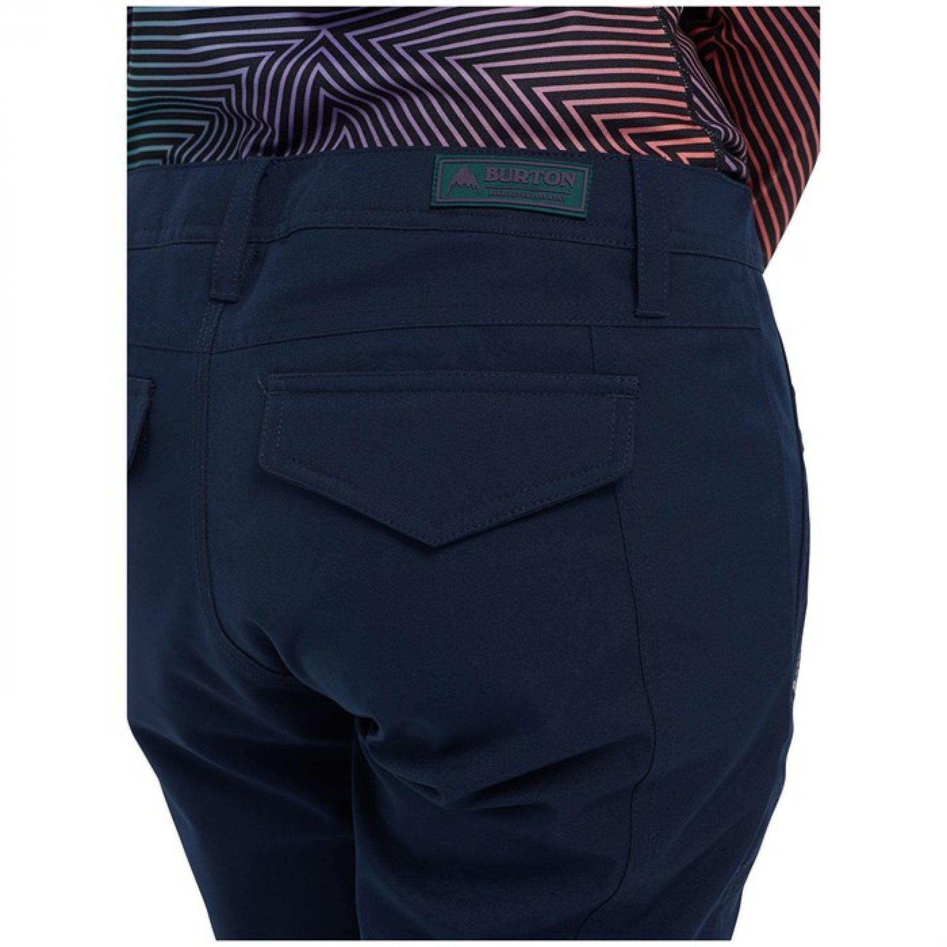 SPODNIE BURTON VIDA DRESS BLUE 150061 400 3