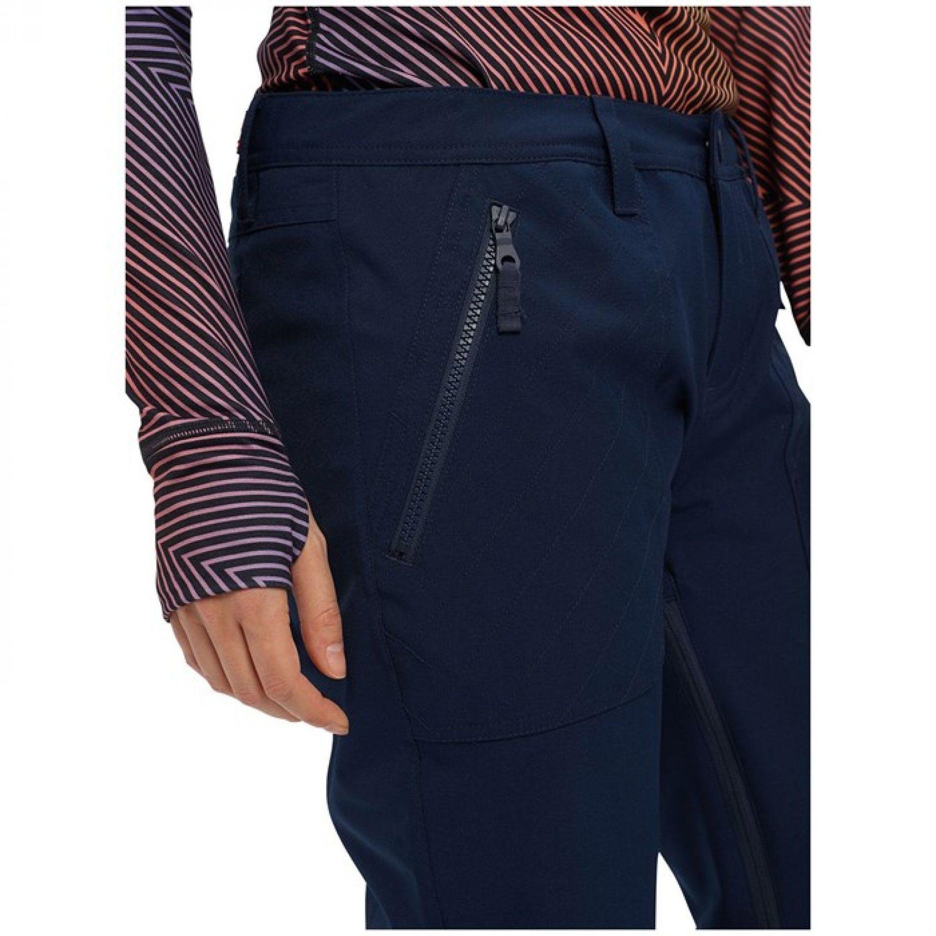 SPODNIE BURTON VIDA DRESS BLUE 150061 400 4