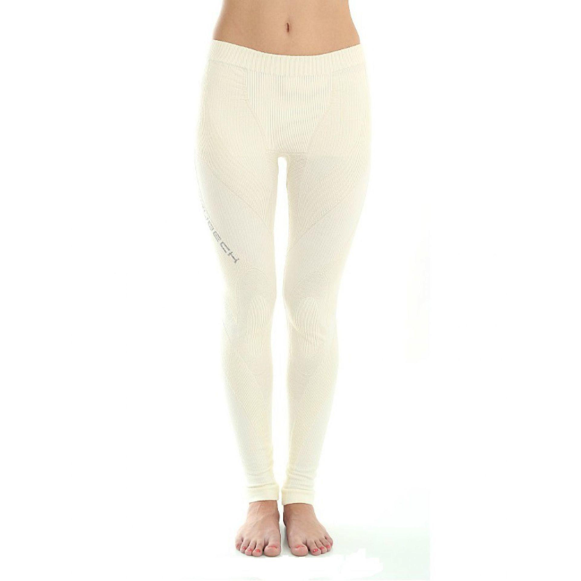Spodnie damskie Brubeck Extreme Merino biały