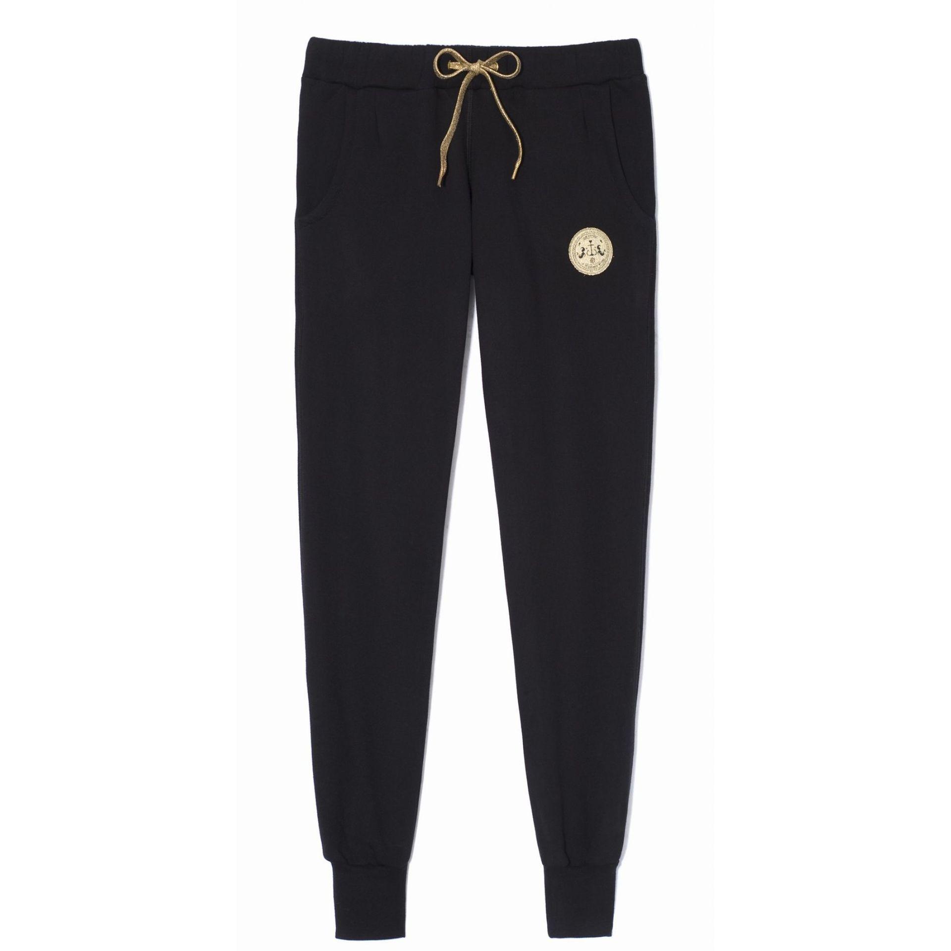 Spodnie Femi Pleasure Rhodos czarne