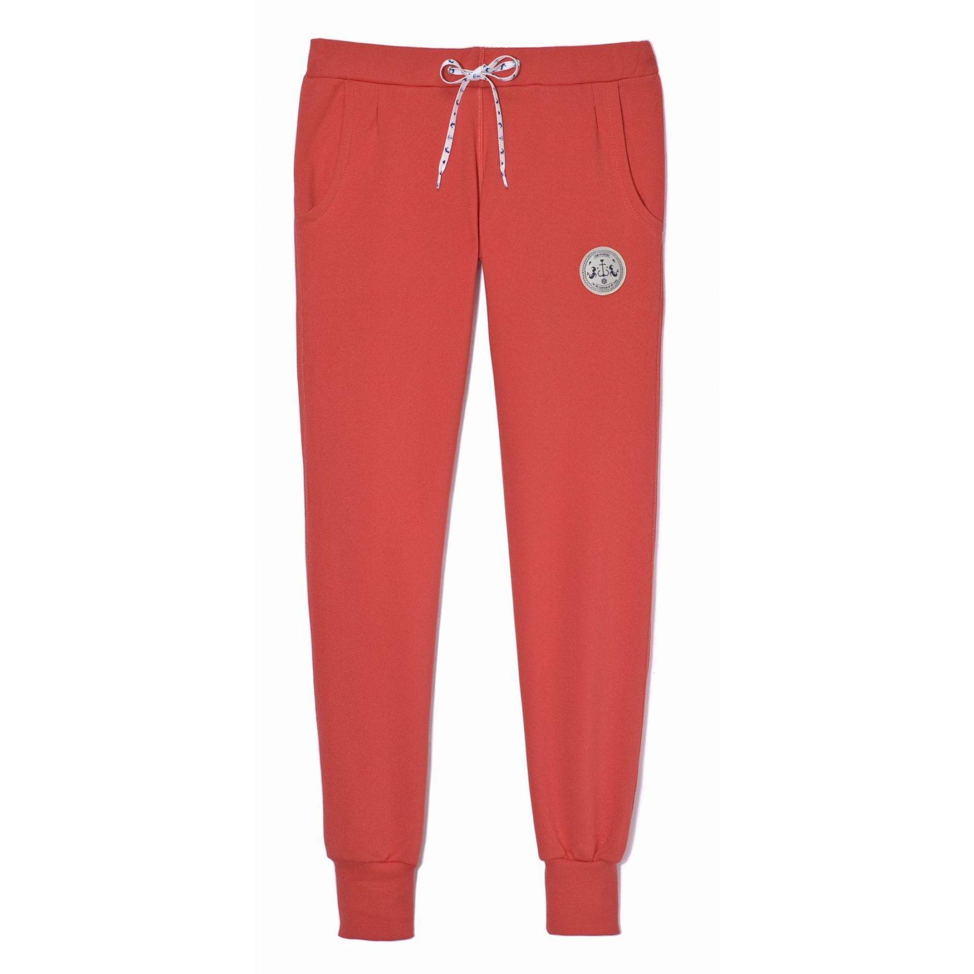 Spodnie Femi Pleasure Rhodos czerwone