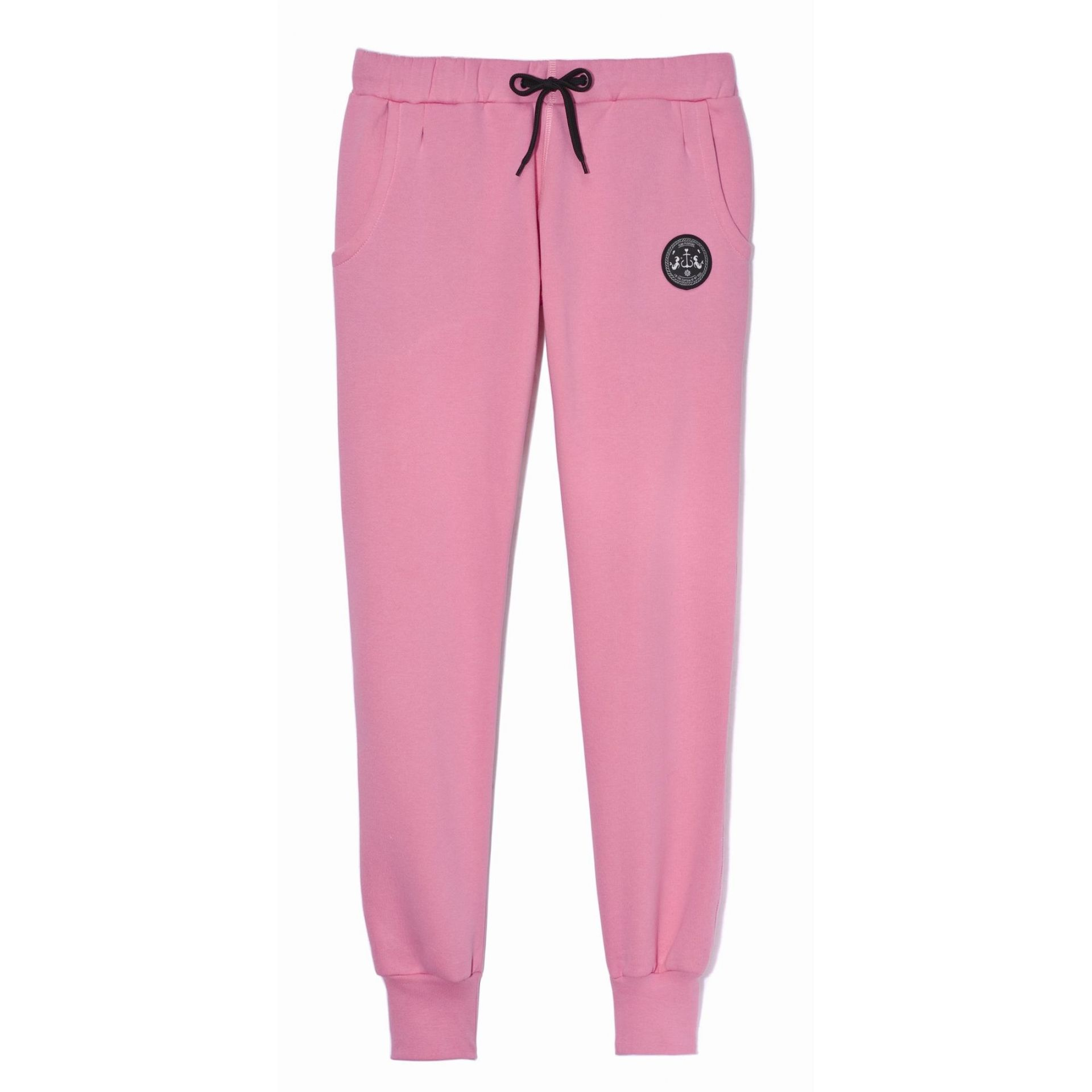 Spodnie Femi Pleasure Rhodos różowe