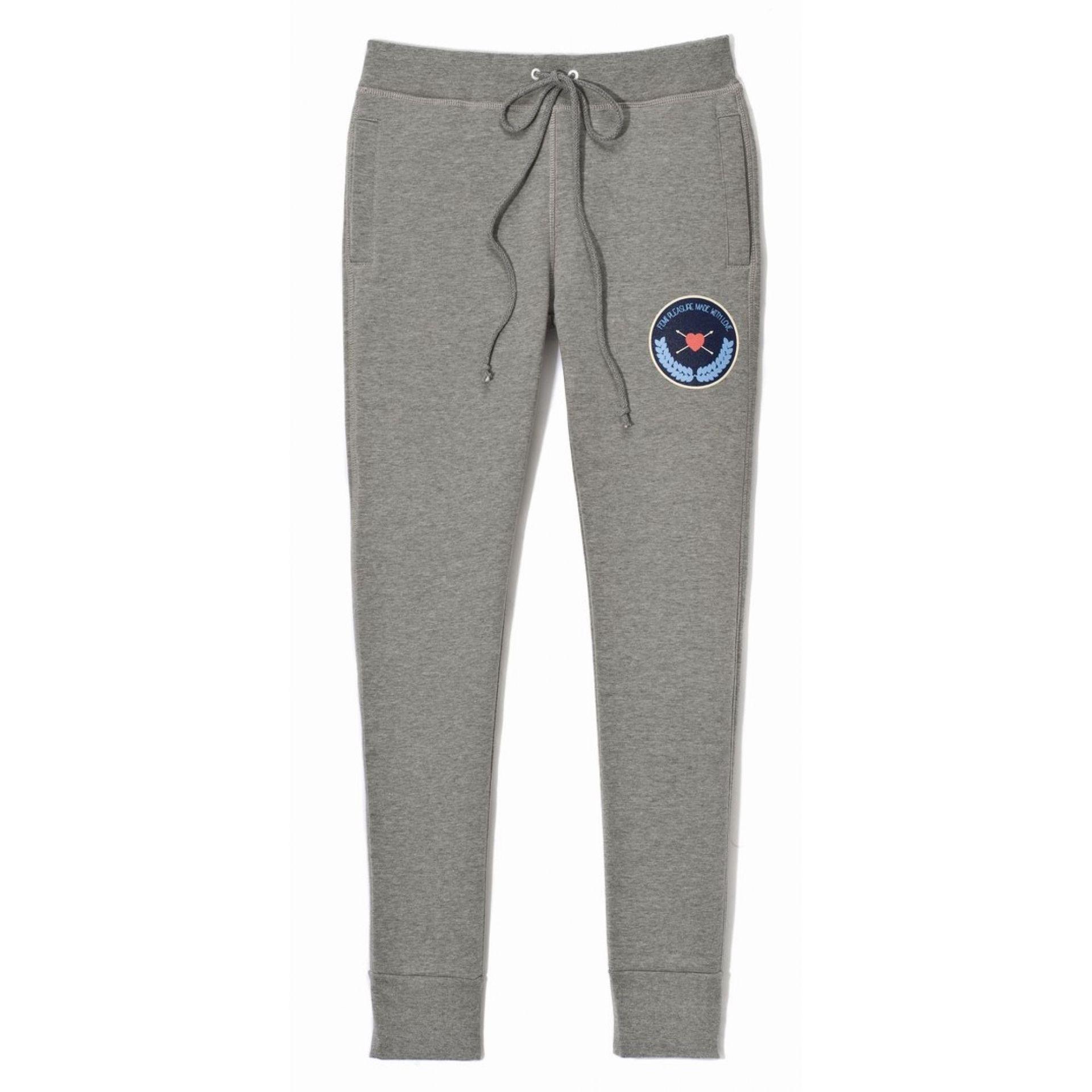 Spodnie Femipleasure Point szare