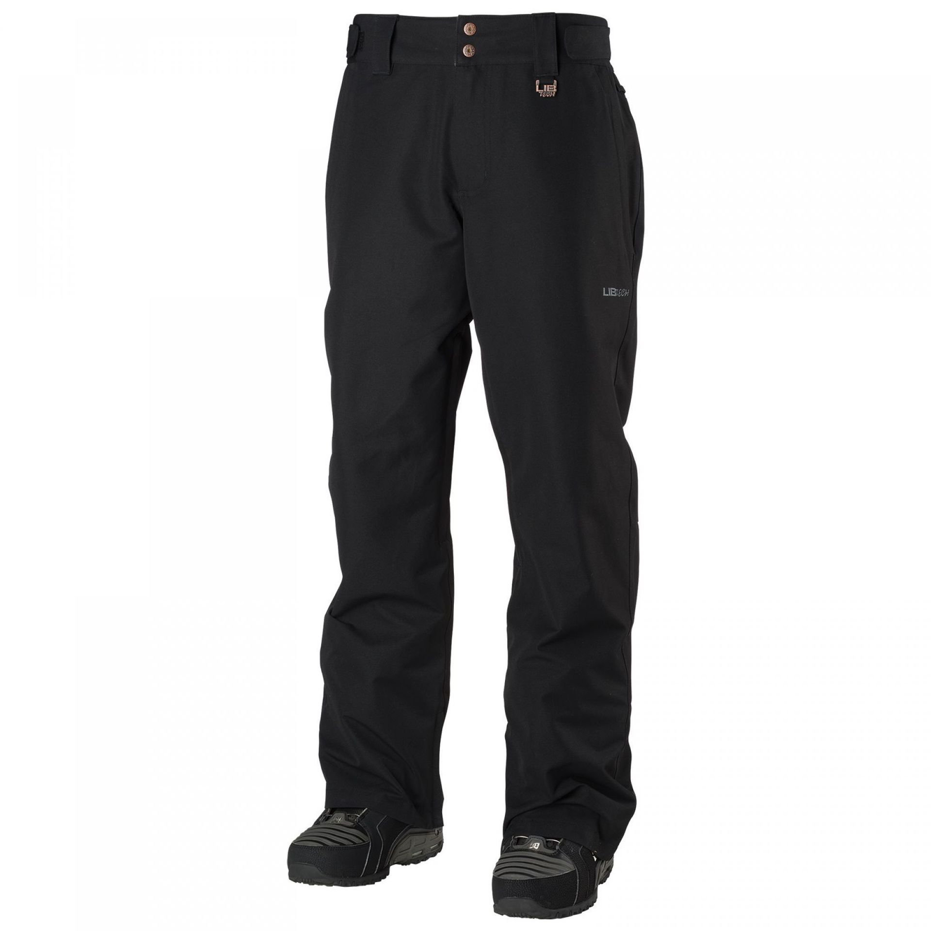 SPODNIE  LIB TECH THROWDOWN PANT BLACK