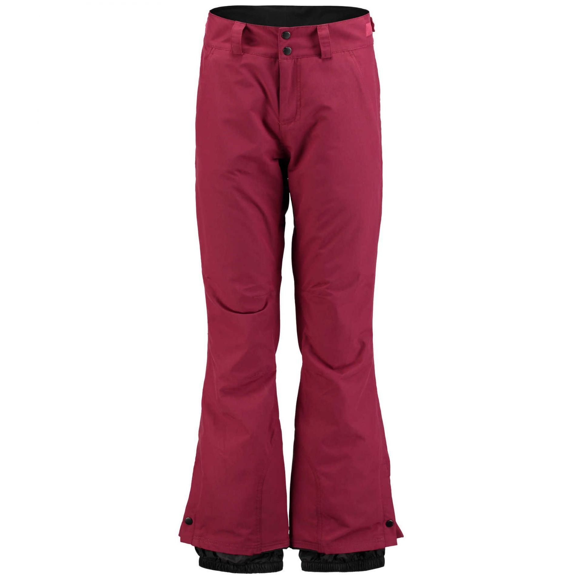 SPODNIE ONEILL GLAMOUR PANT  PASSION RED