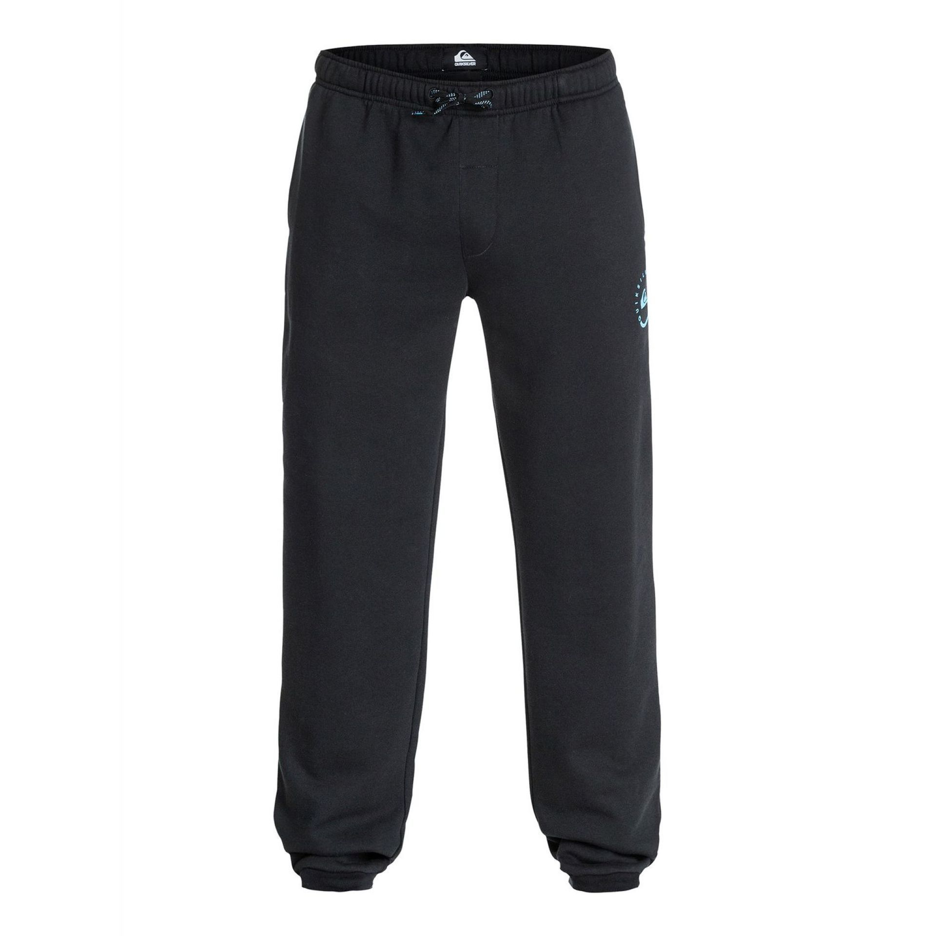 SPODNIE QUIKSILVER EVERYDAY TRACKPANT ANTHRACITE