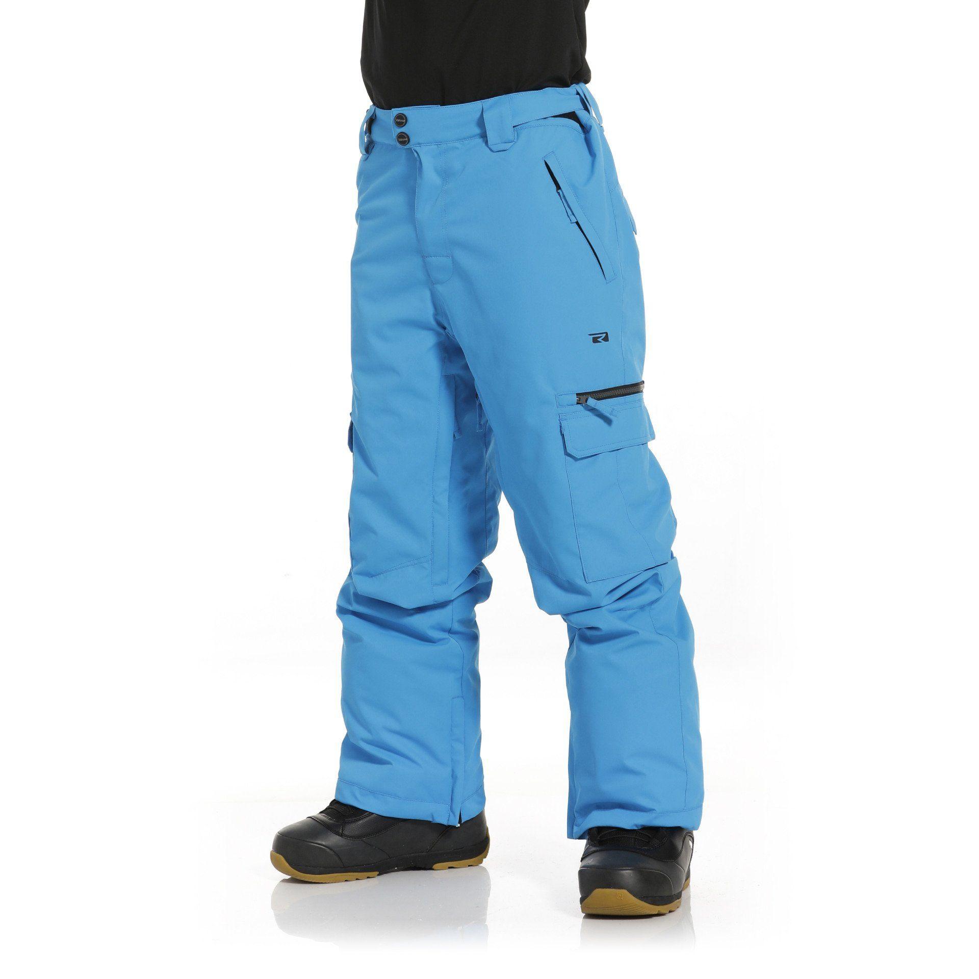 SPODNIE REHALL RIDE-R 60017|3001 ULTRA BLUE