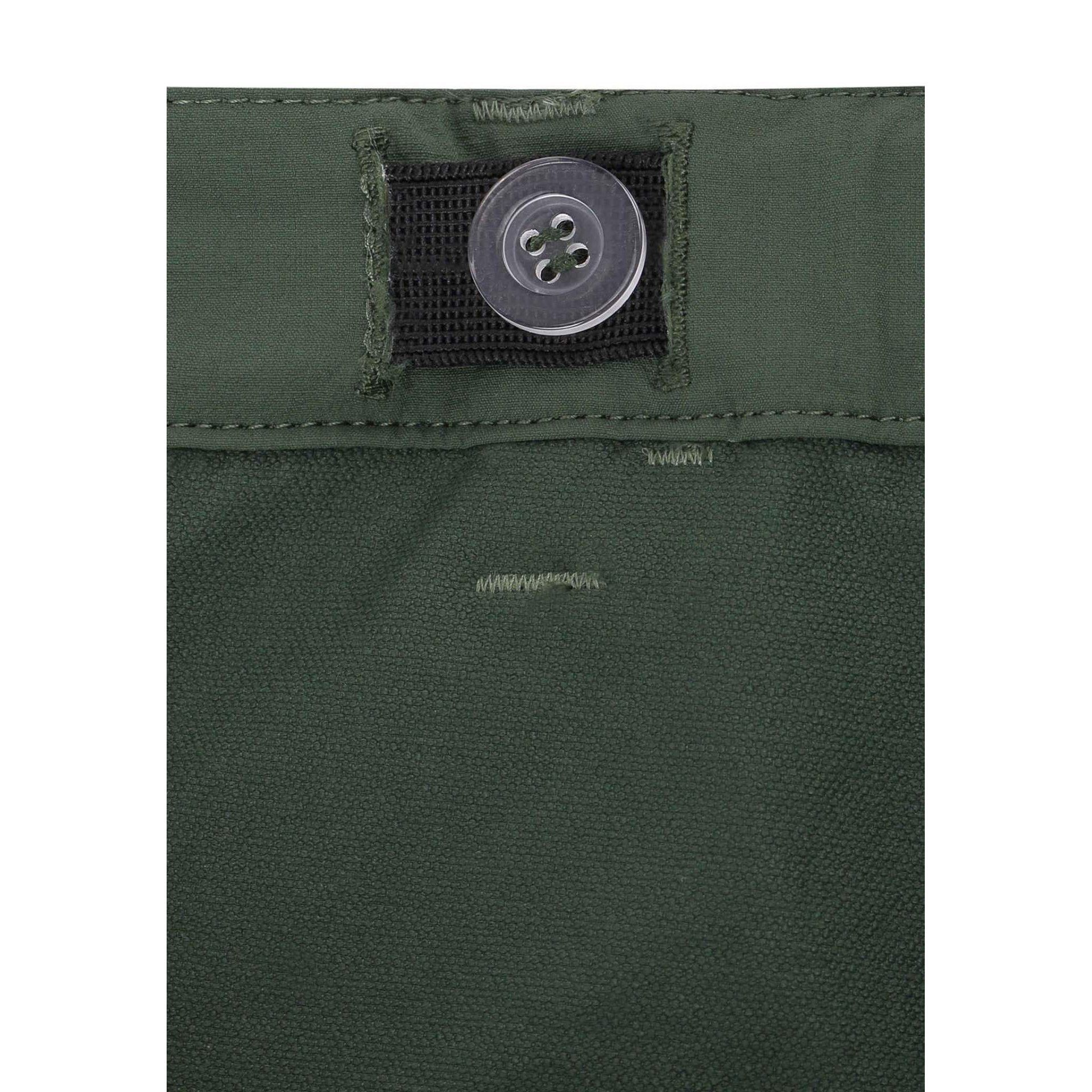 SPODNIE REIMA VIRTAUS 532165B-8940 DARK GREEN DETALE